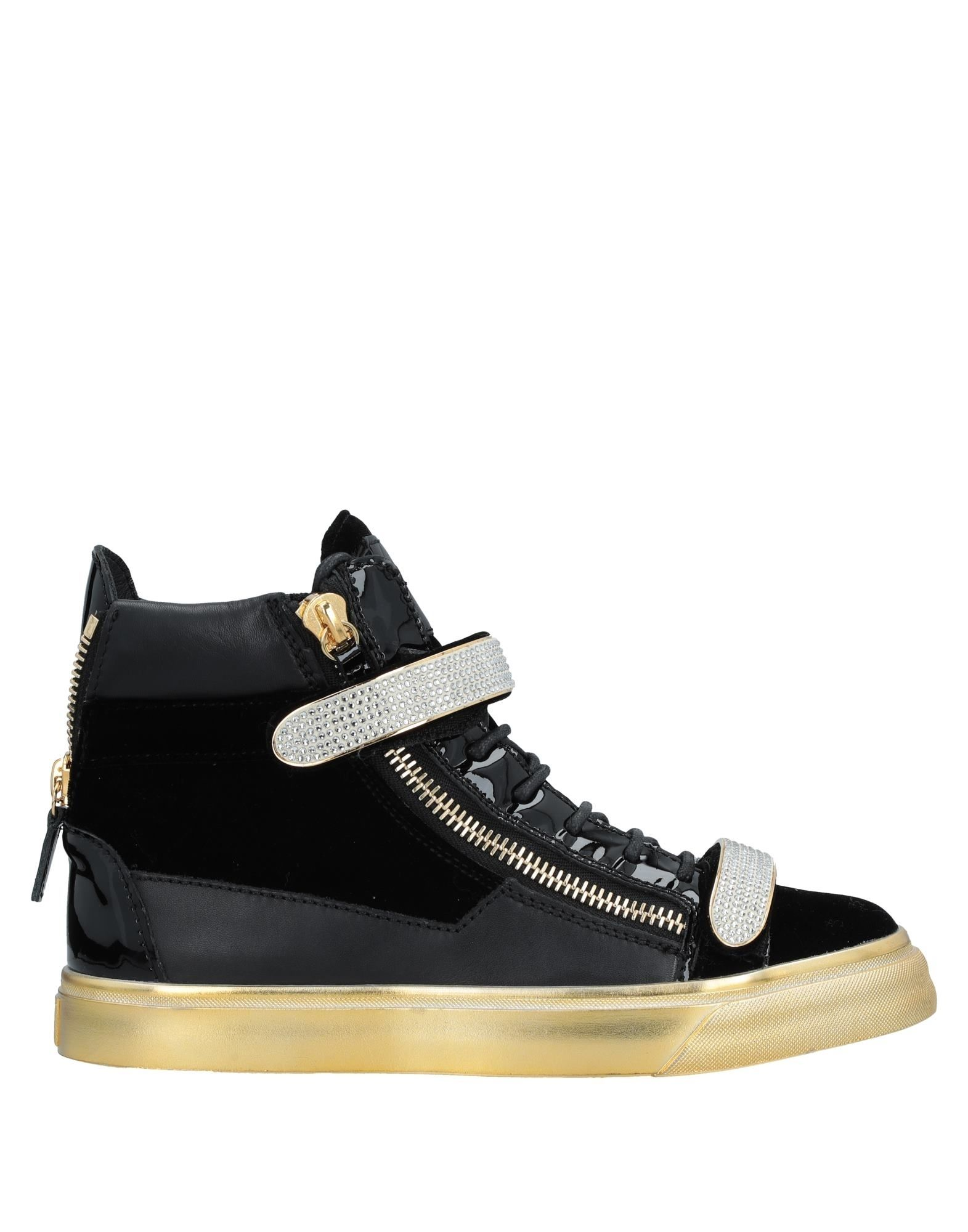 Giuseppe Zanotti Sneakers gut Damen  11495687NAGünstige gut Sneakers aussehende Schuhe 366cd1