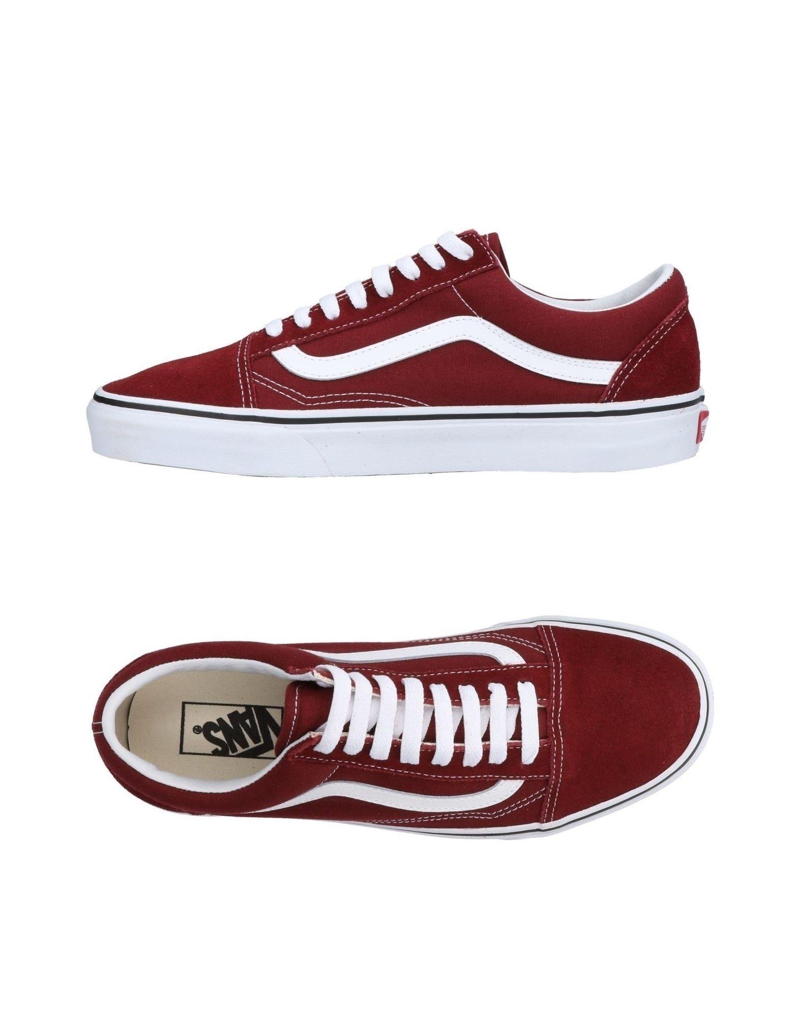 Rabatt echte Schuhe Schuhe echte Vans Sneakers Herren  11495689FA bfe890