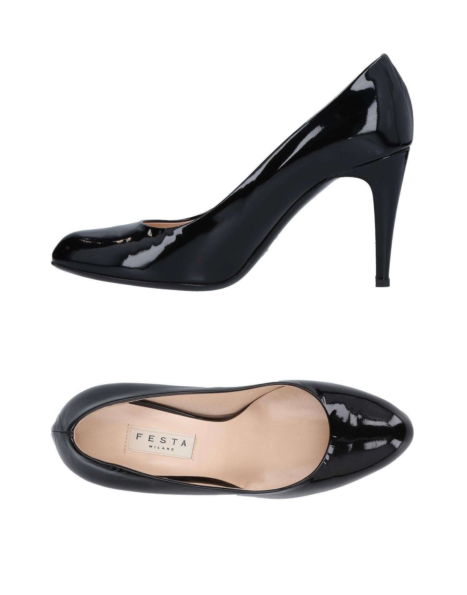 Festa Milano Pumps Damen  11495690UC Gute Qualität beliebte Schuhe