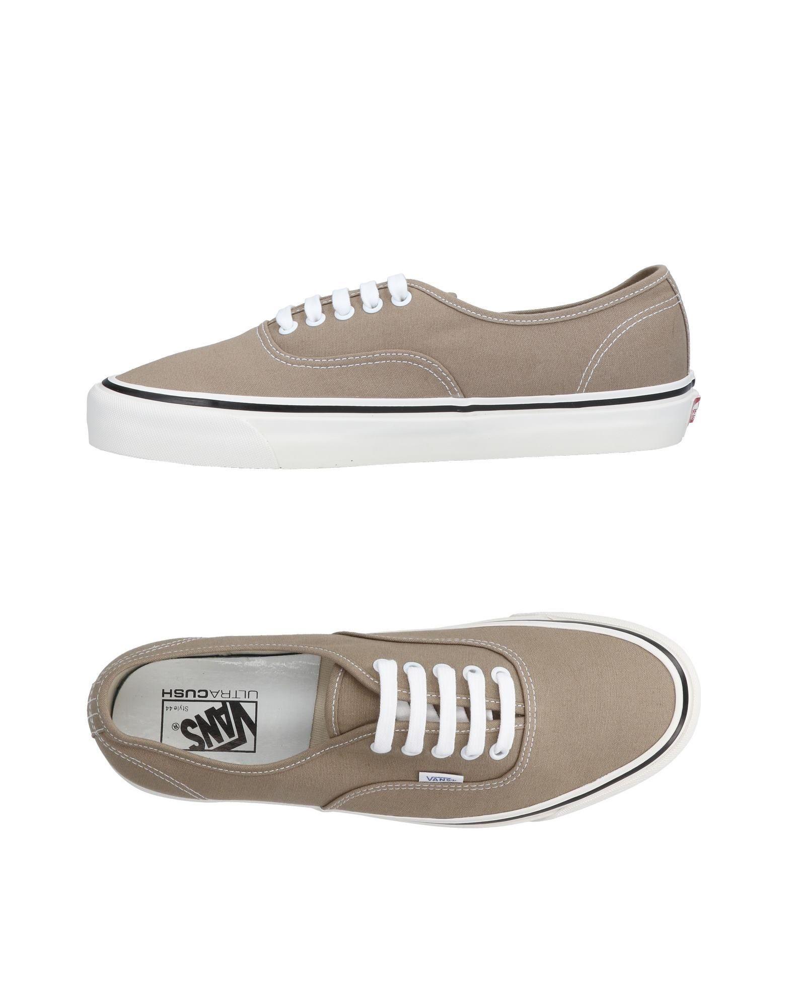 Haltbare Mode billige Schuhe Vans Sneakers Herren  11495738PN Heiße Schuhe