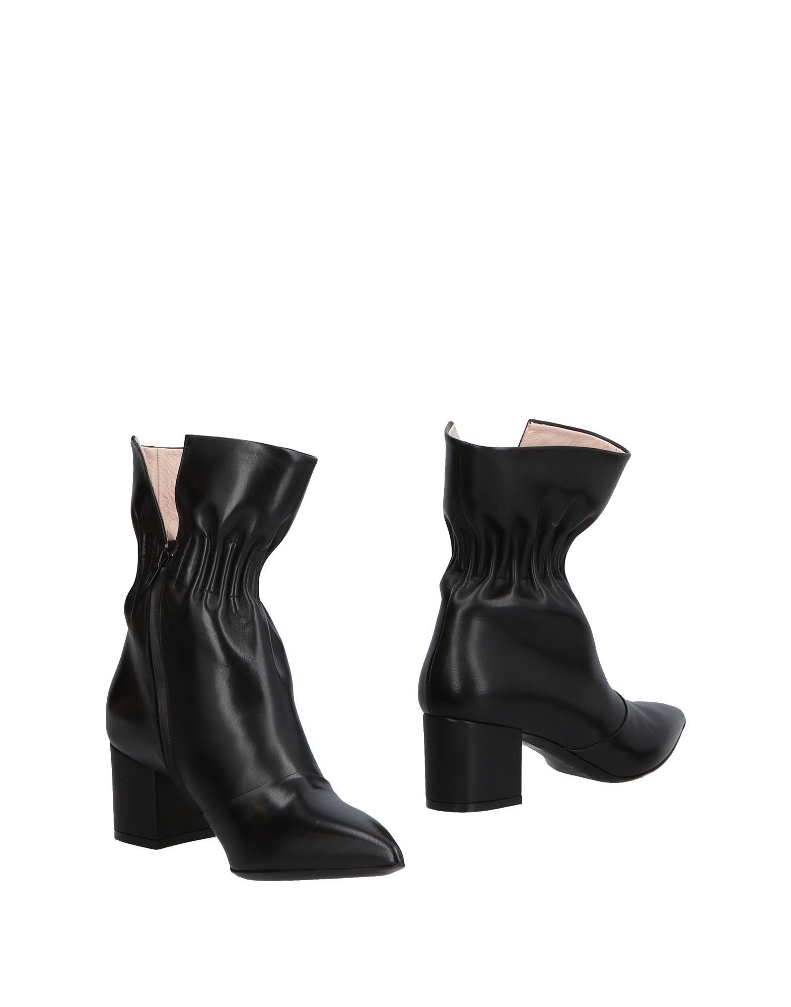 Rabatt Schuhe Msgm Stiefelette Damen  11495775GK