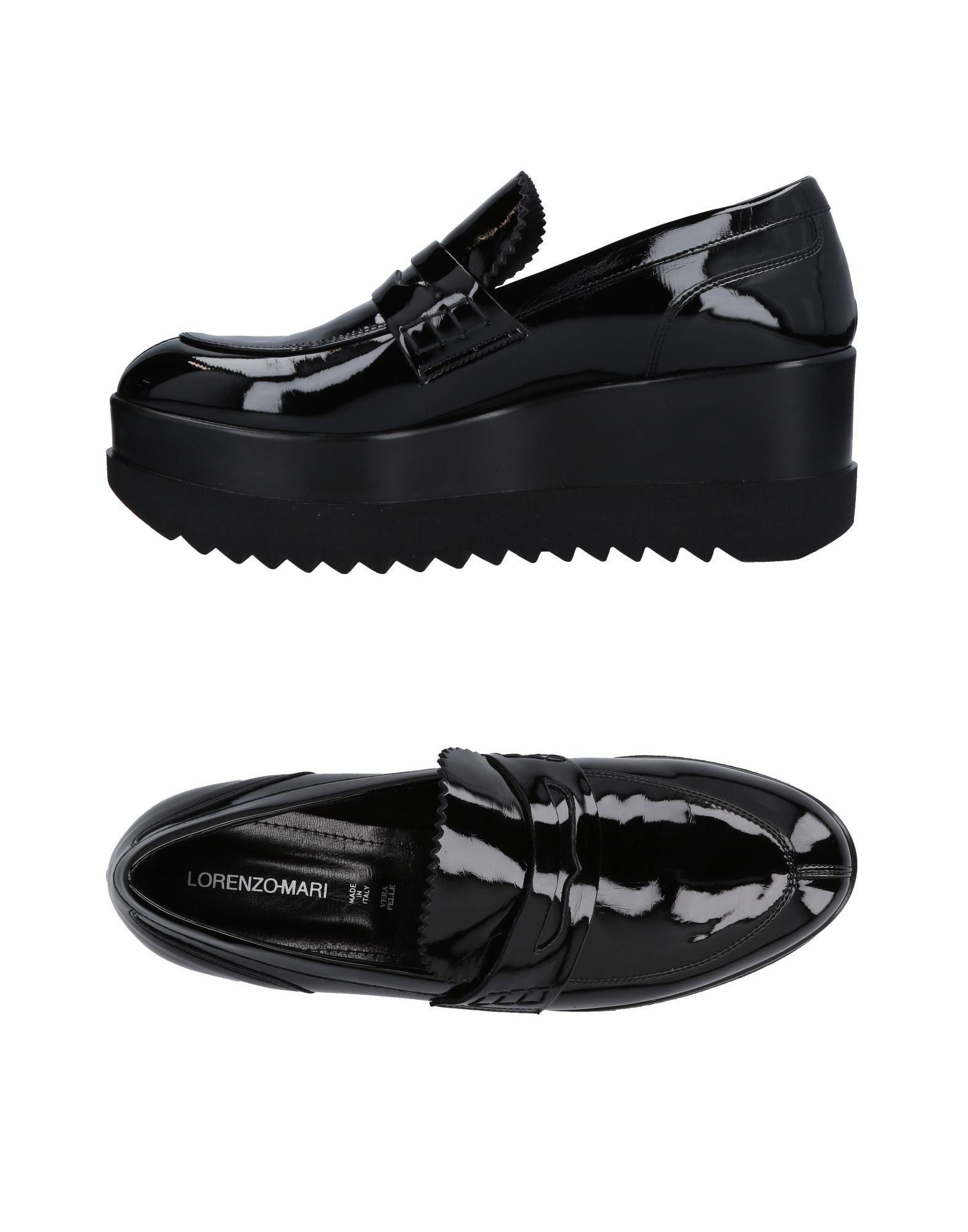 Lorenzo Mari Mokassins Damen  11495790FJ Gute Gute Gute Qualität beliebte Schuhe a42afb