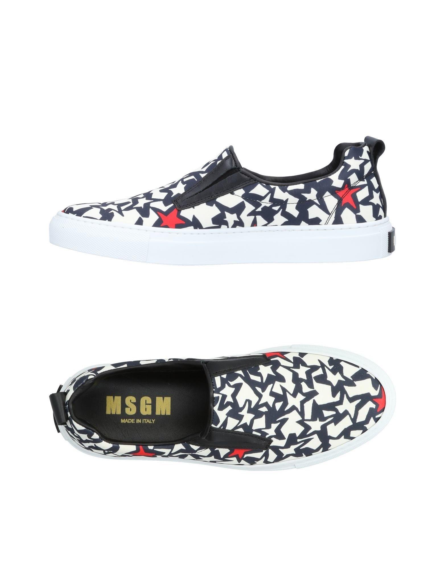 Sneakers Msgm Donna - 11495796NR Scarpe economiche e buone