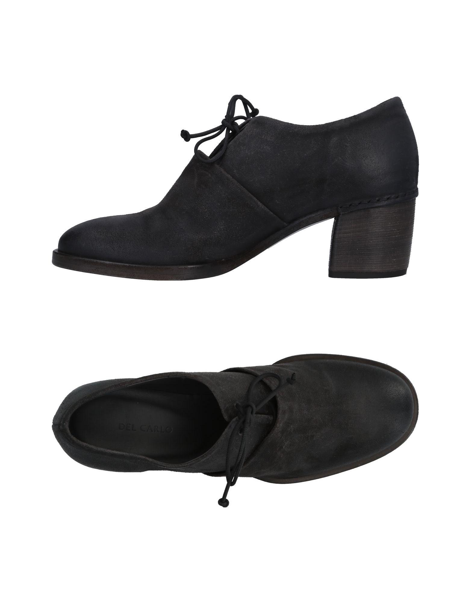 Del Carlo Schnürschuhe Damen  11495800PEGut aussehende strapazierfähige Schuhe