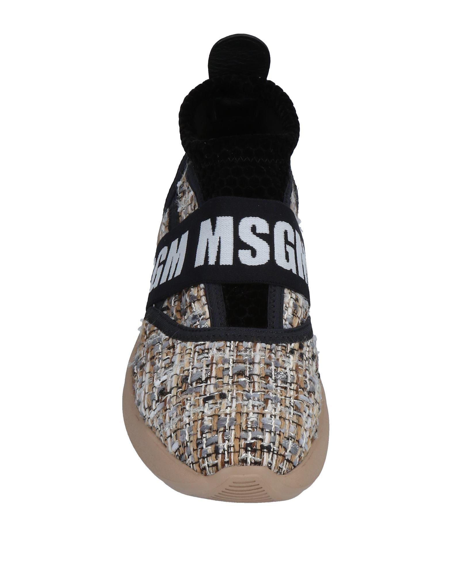Msgm Sneakers Damen  11495801VM Heiße Schuhe b5b010