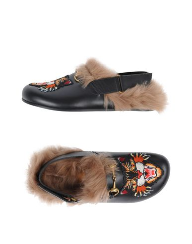 bd718acc7 Gucci Slippers - Men Gucci Slippers online on YOOX United Kingdom ...