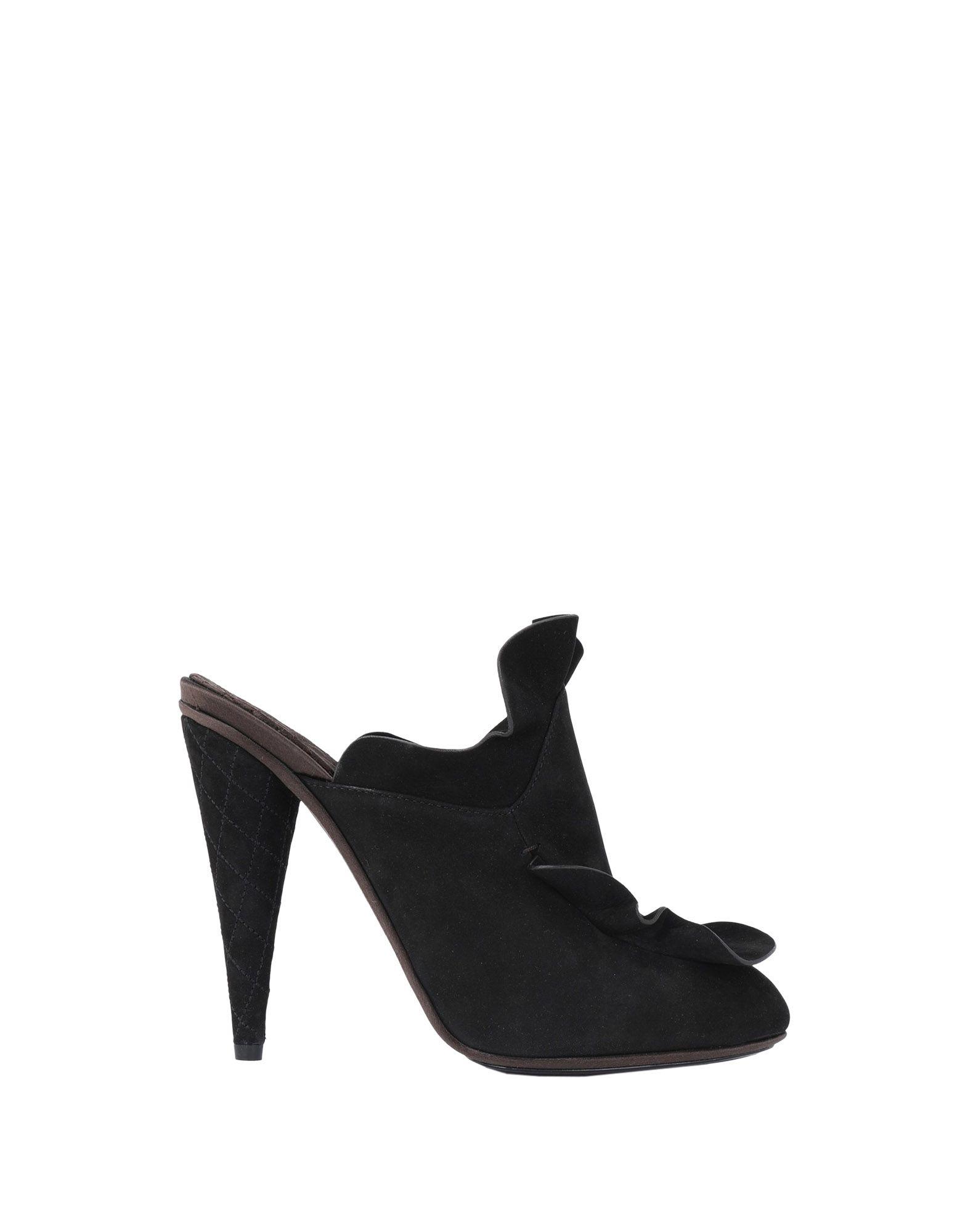 Fendi Pantoletten 11495818QEGünstige Damen  11495818QEGünstige Pantoletten gut aussehende Schuhe 77627c