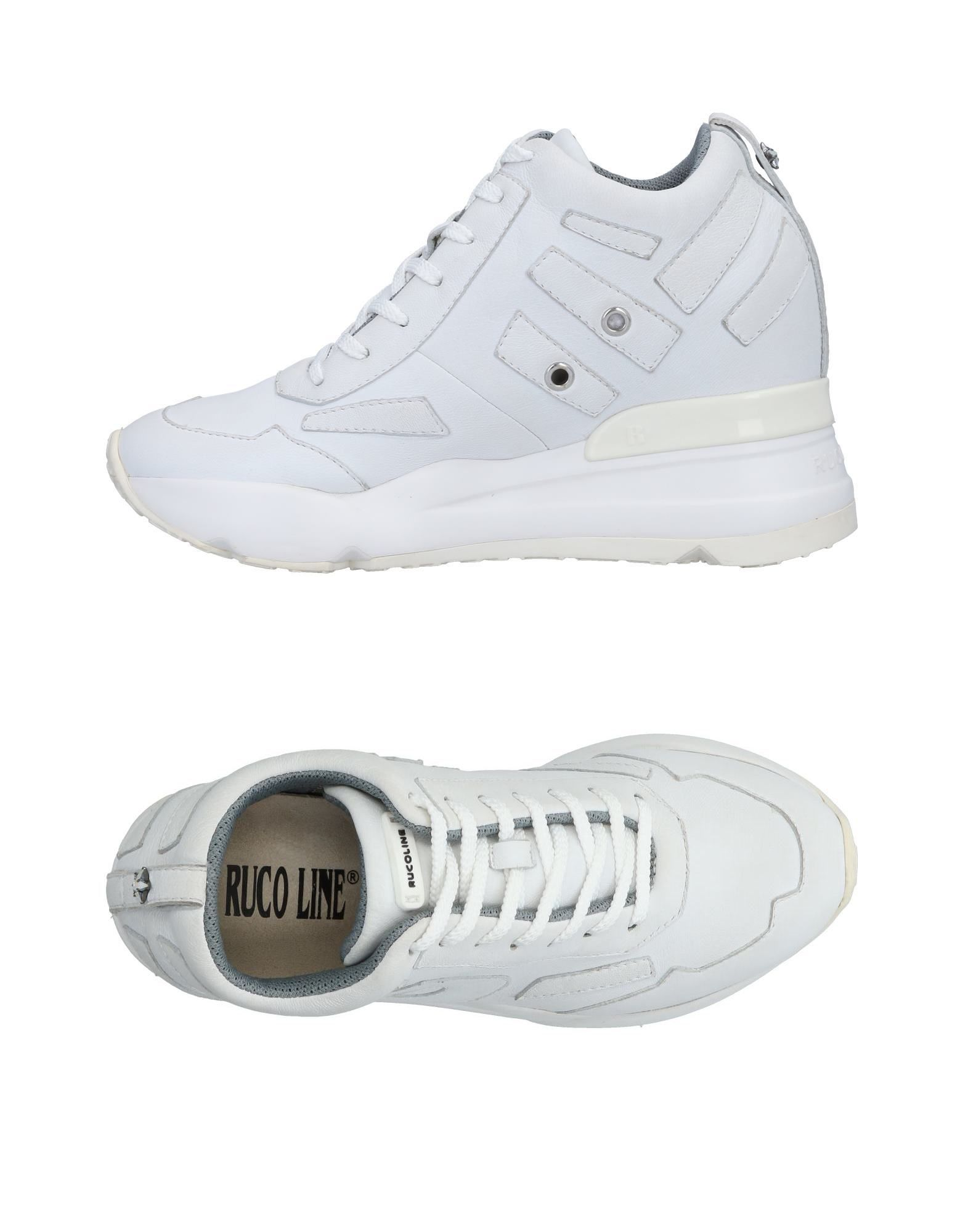 Stilvolle billige Schuhe Ruco Line 11495836US Sneakers Damen  11495836US Line e3009d