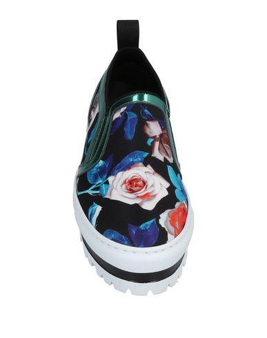 Msgm Noir Sneakers Msgm Noir Sneakers Msgm gY07x0