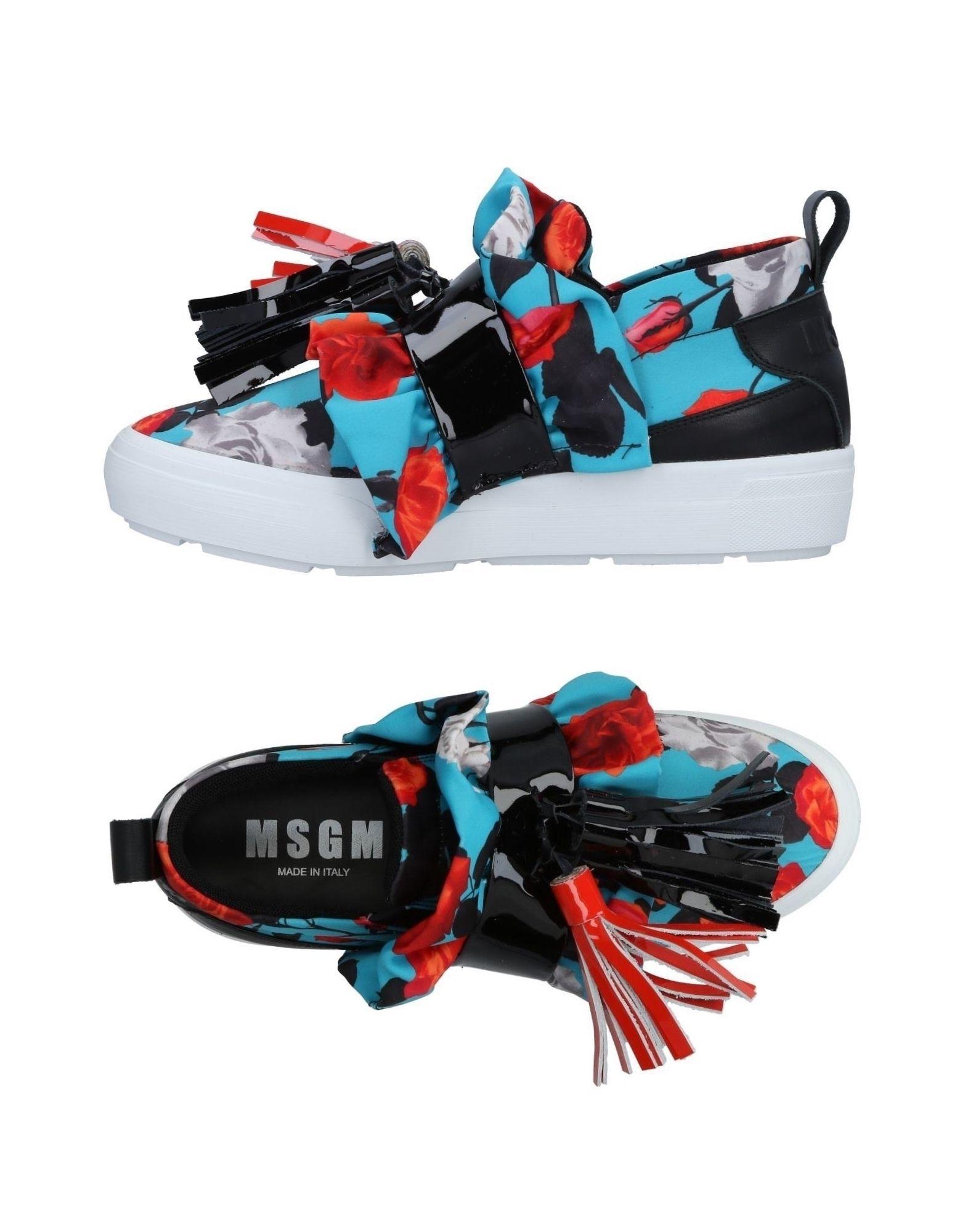 A buon mercato Sneakers Msgm Donna - 11495894QA