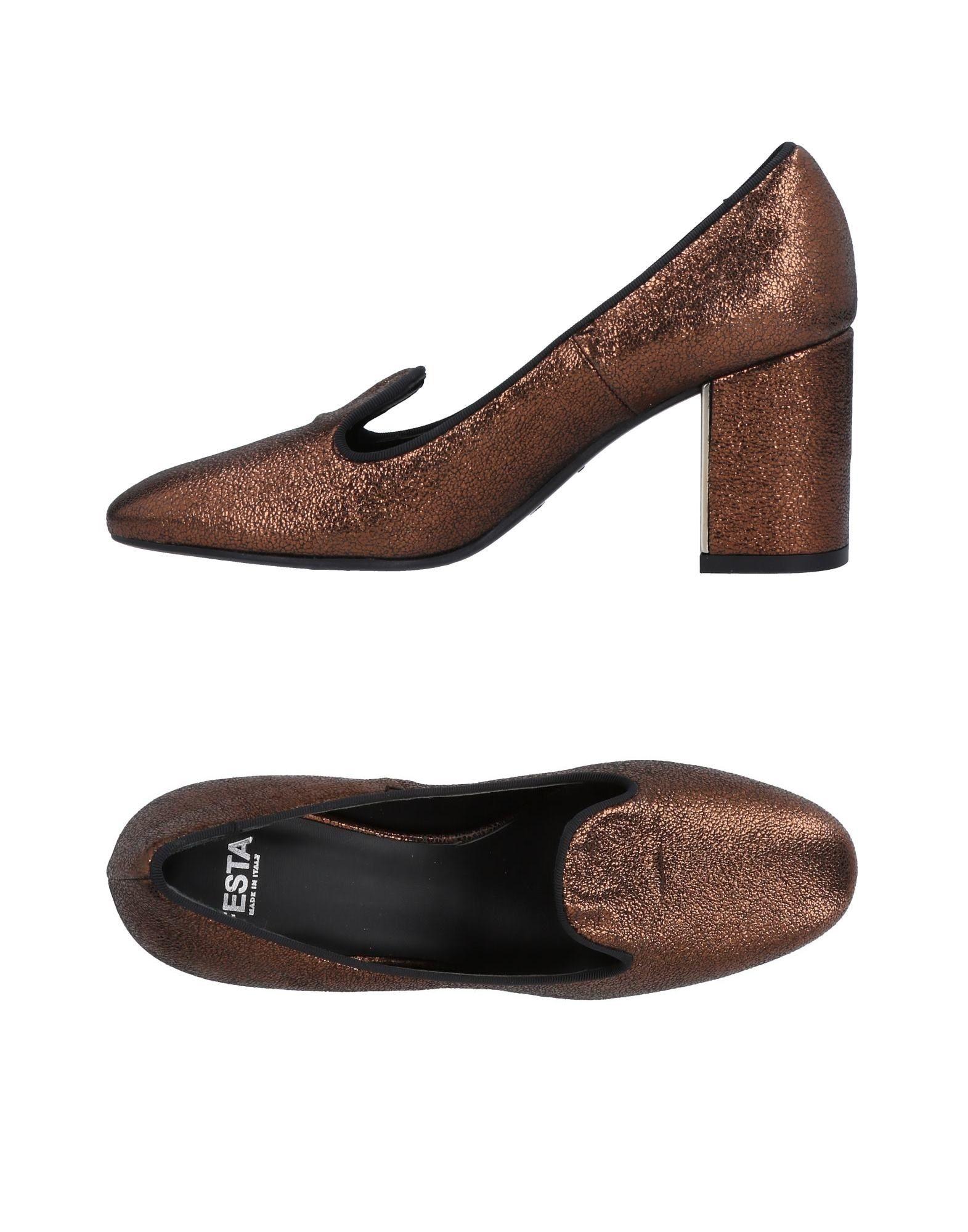 Festa Milano Mokassins Damen  11495907TK Gute Qualität beliebte Schuhe