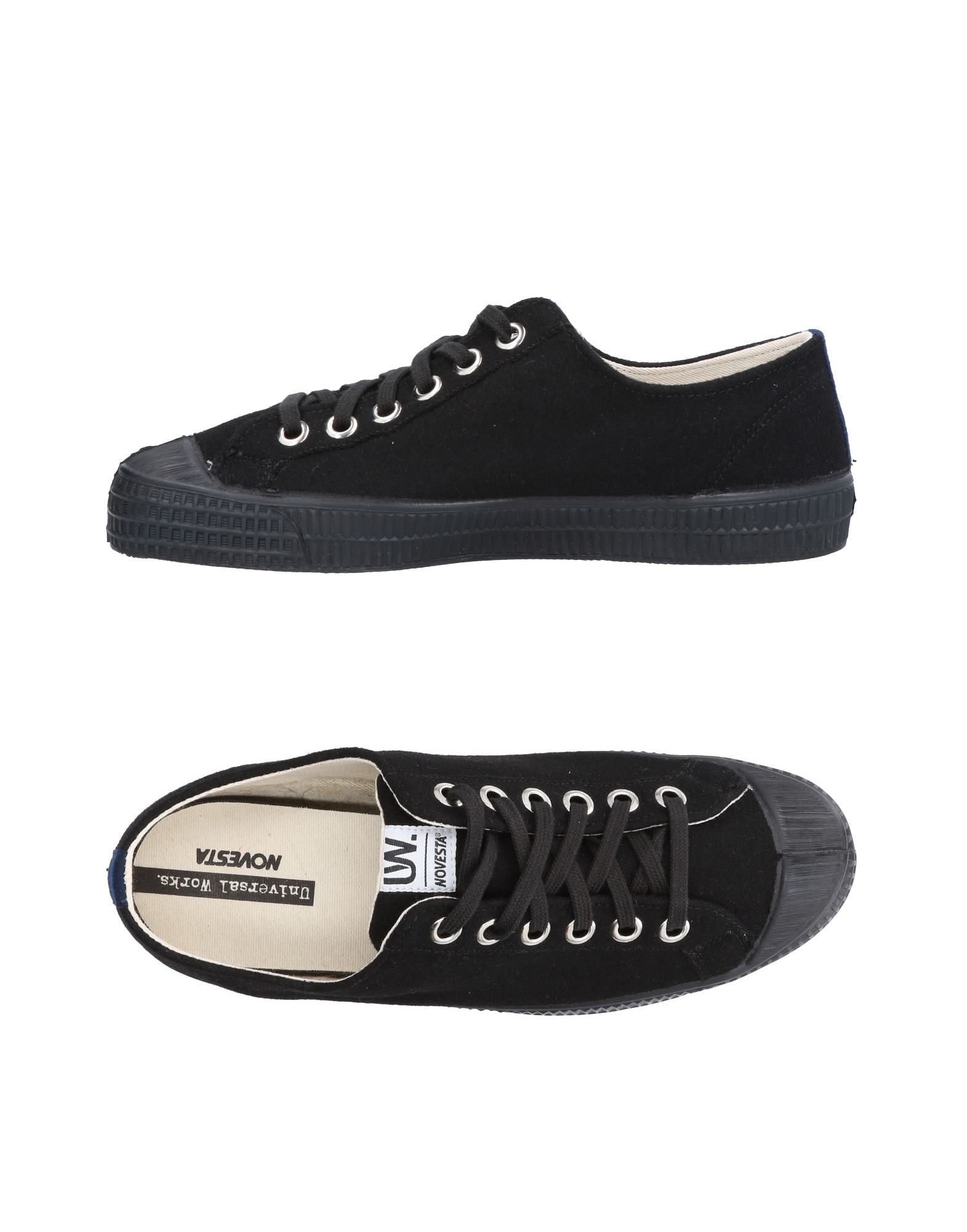 Sneakers Novesta Homme - Sneakers Novesta  Noir Chaussures casual sauvages