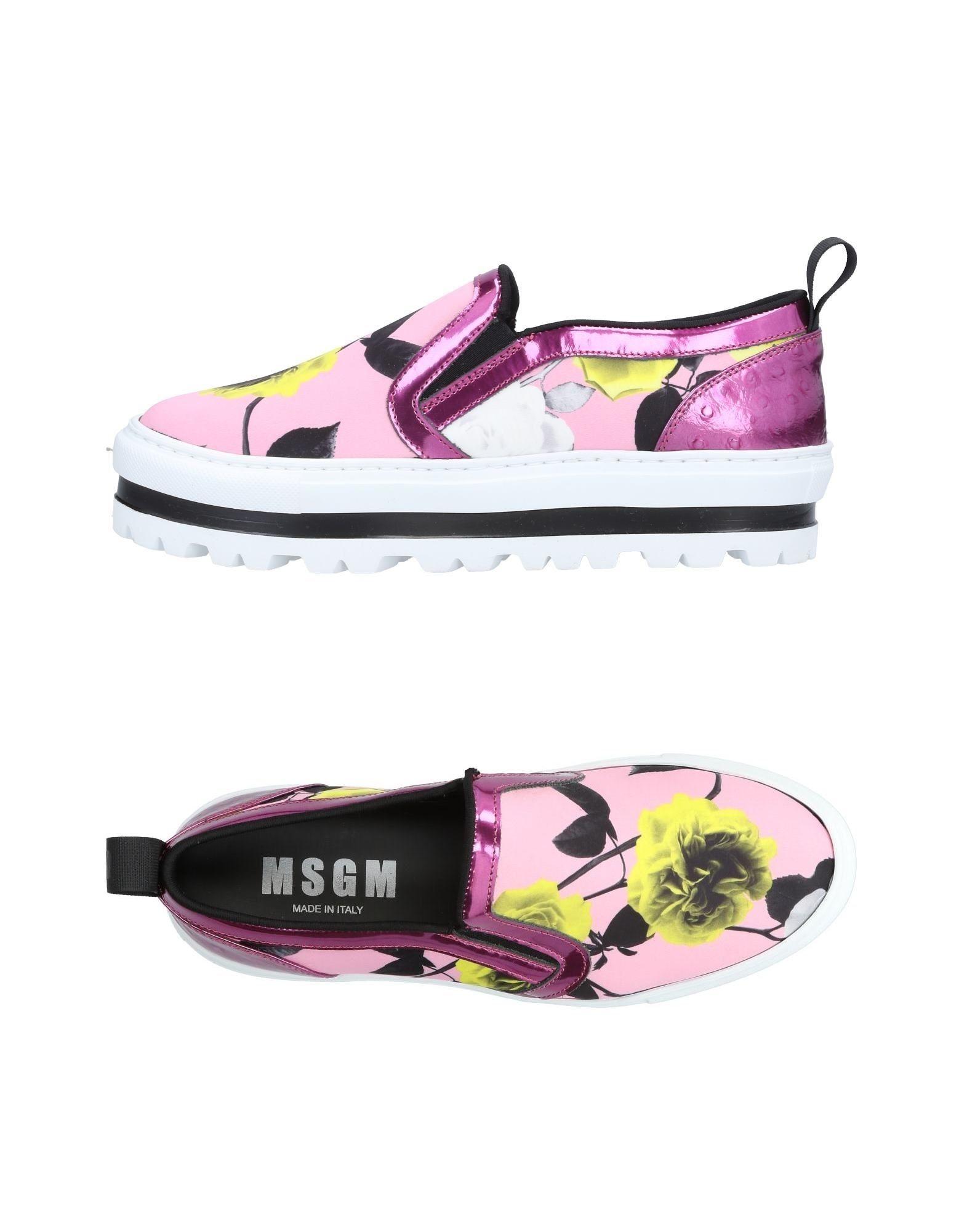 Msgm Sneakers Damen   Damen 11495929DC f8cdbb
