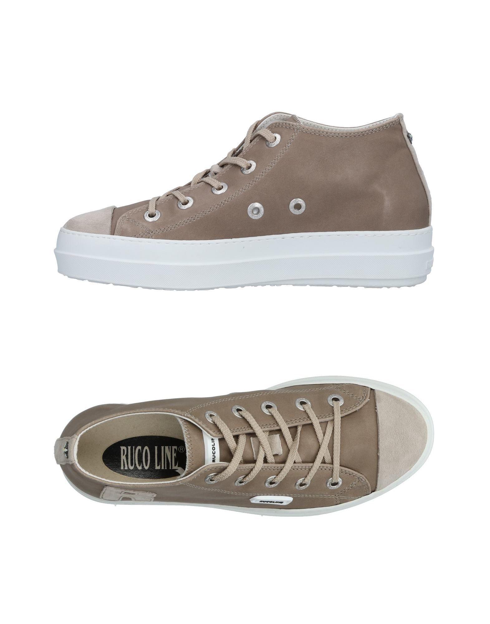 Gut um billige Schuhe zu tragenRuco Line Sneakers Damen  11495932DS