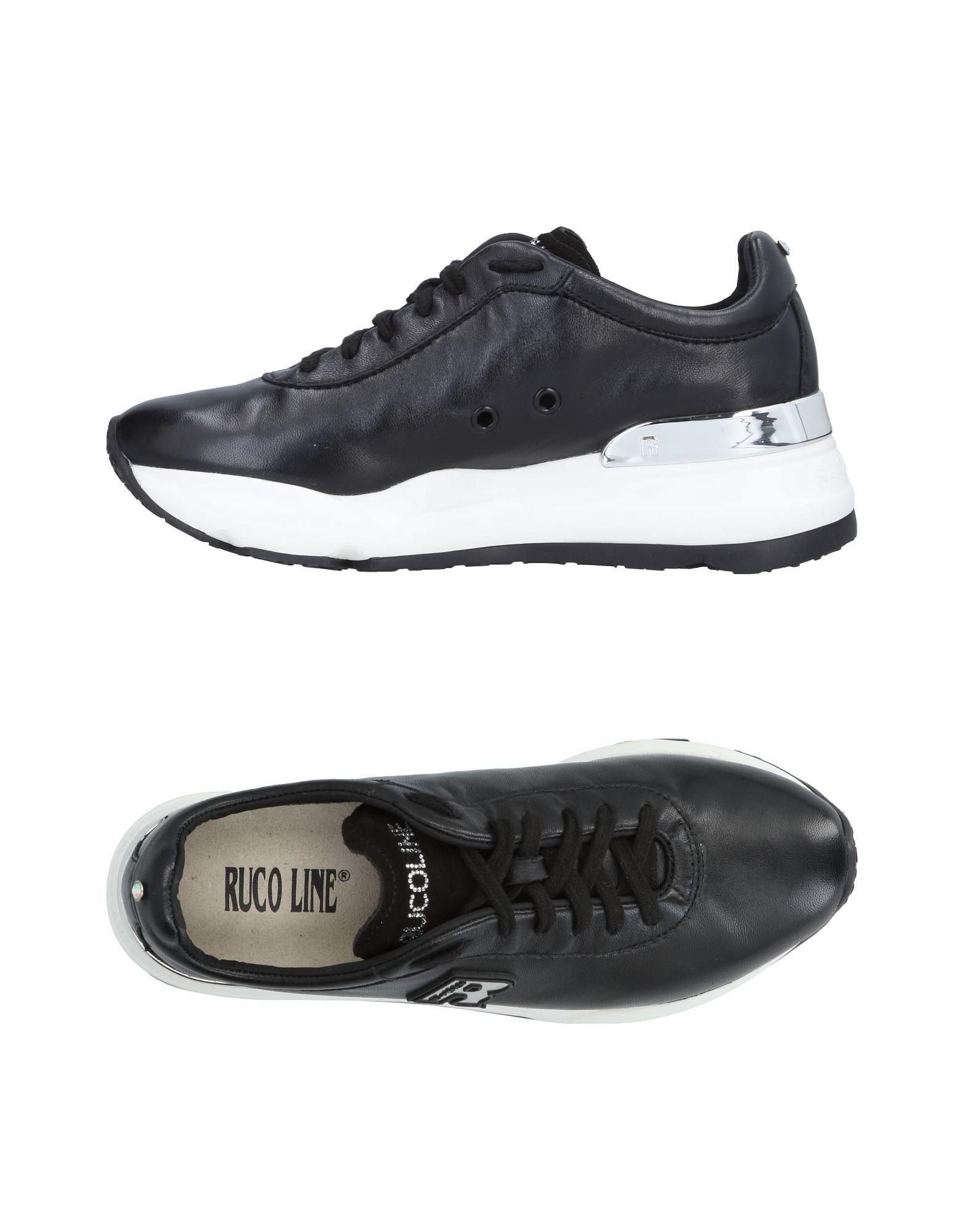 Baskets Ruco Line Femme - Baskets Ruco Line Noir et Nouvelles chaussures pour hommes et Noir femmes, remise limitée dans le temps 5a1486