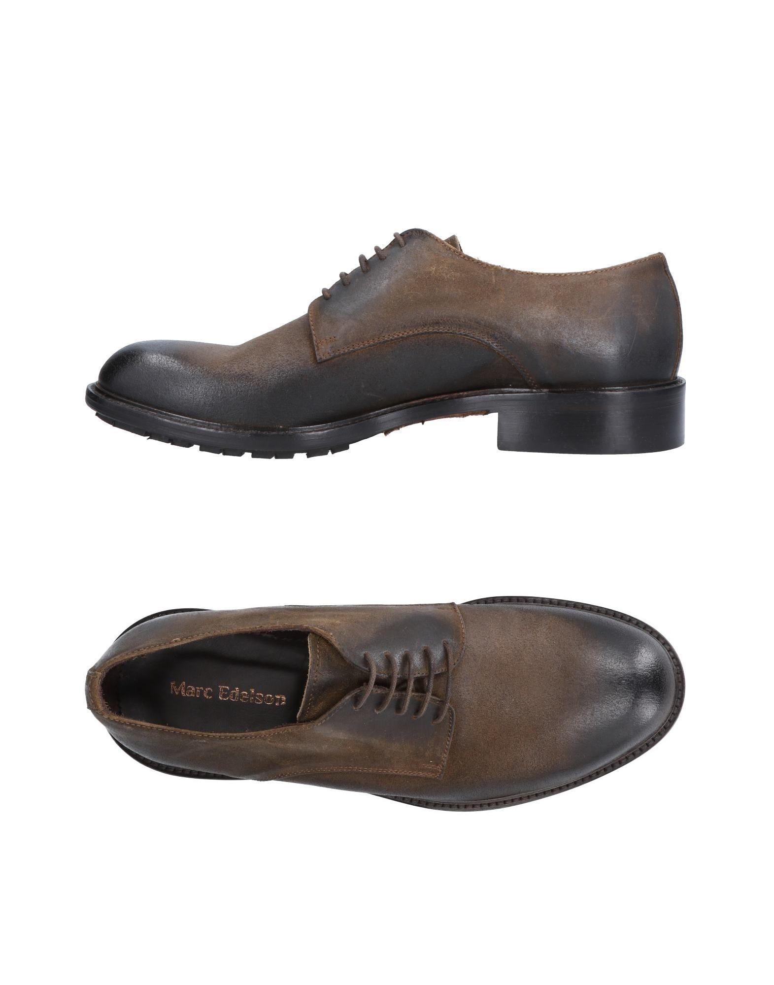 Rabatt echte Schuhe Marc Edelson Schnürschuhe Herren  11495959MI