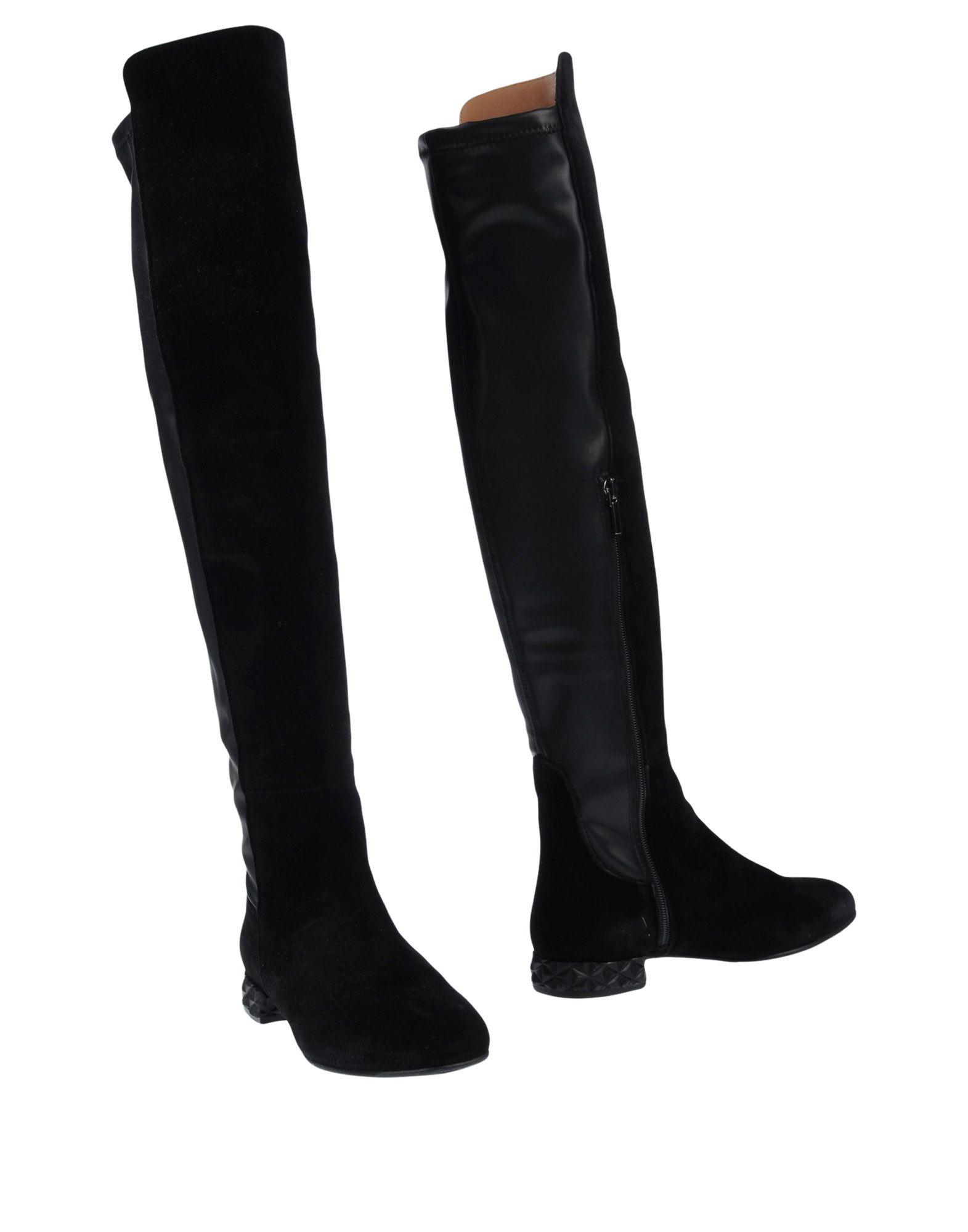 Moda Stivali Ancarani Ancarani Stivali Donna - 11495994HB 143abc