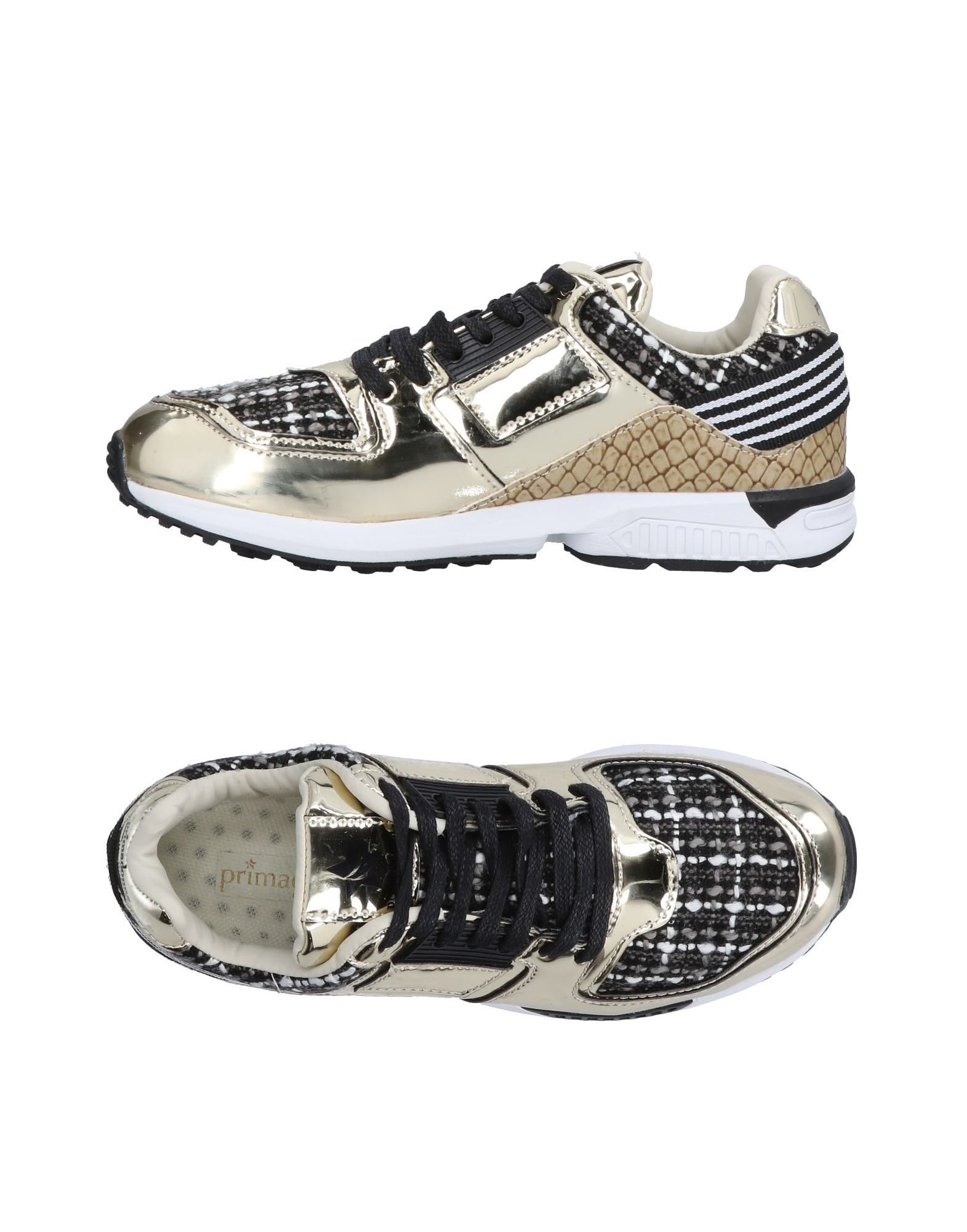 Zapatillas Primadonna Mujer - Primadonna Zapatillas Primadonna -  Platino cbc460