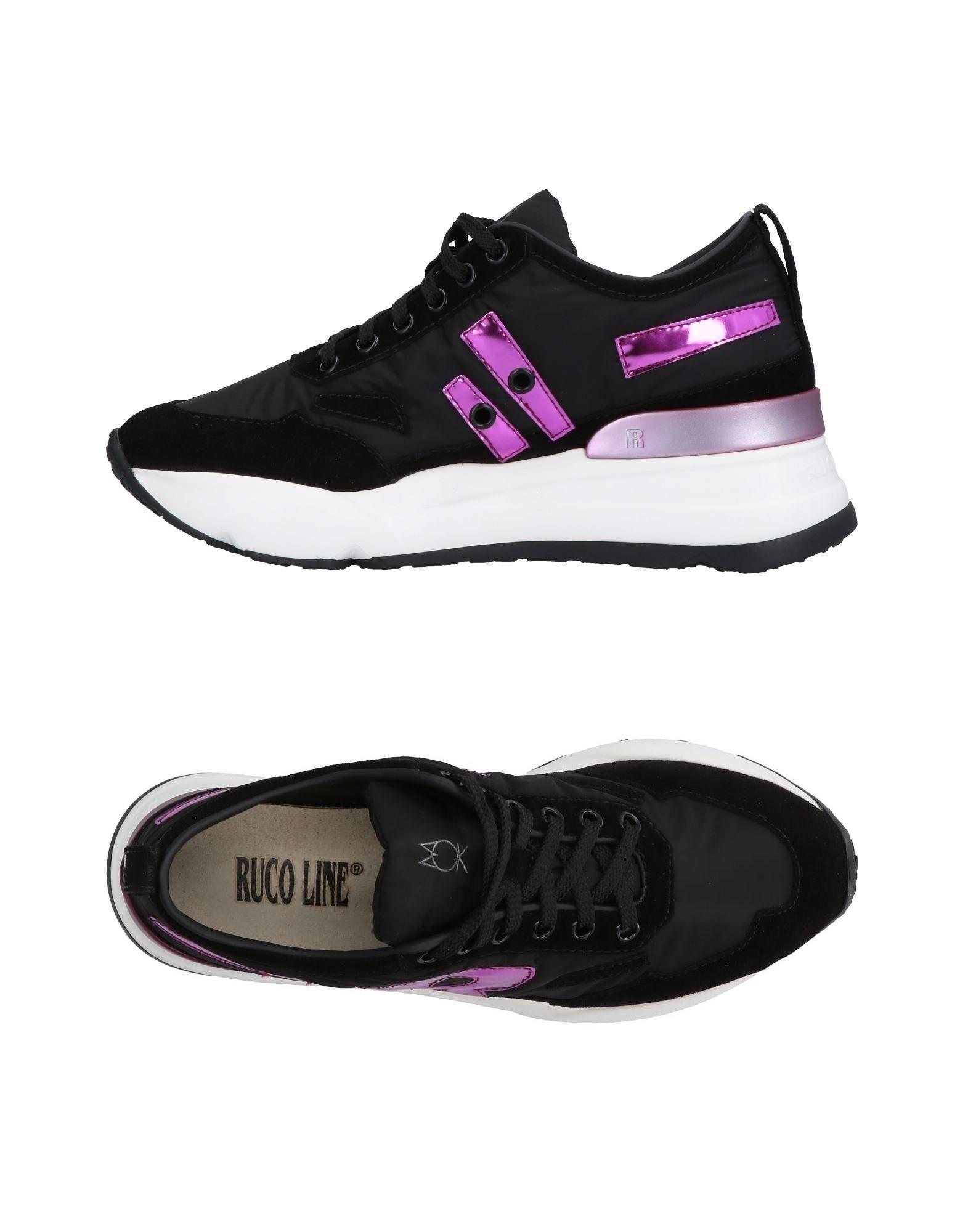 Gut um billige Schuhe zu  tragenRuco Line Sneakers Damen  zu 11496046VL e7bb33