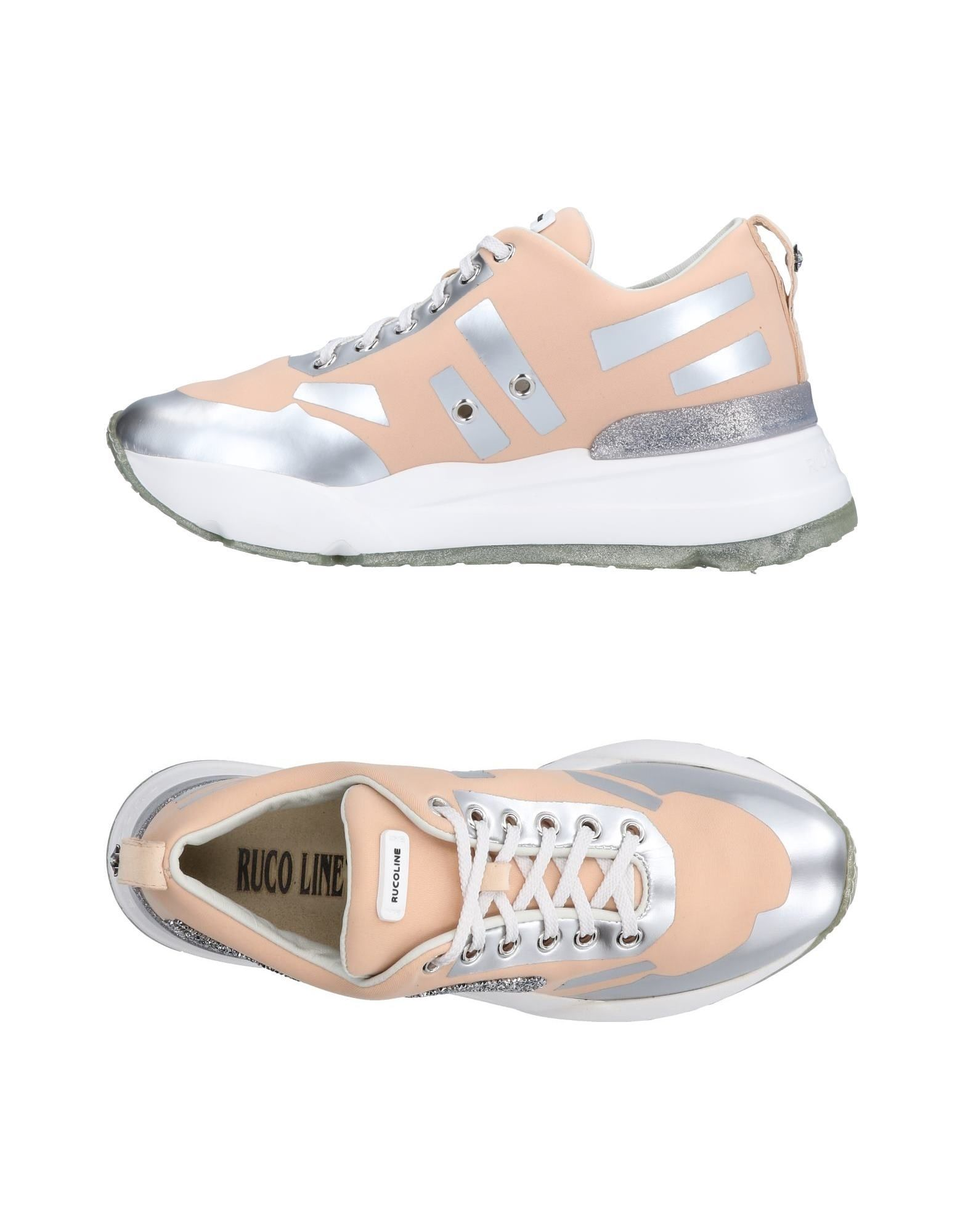 Rabatt Schuhe Ruco Line Sneakers Damen  11496068HF
