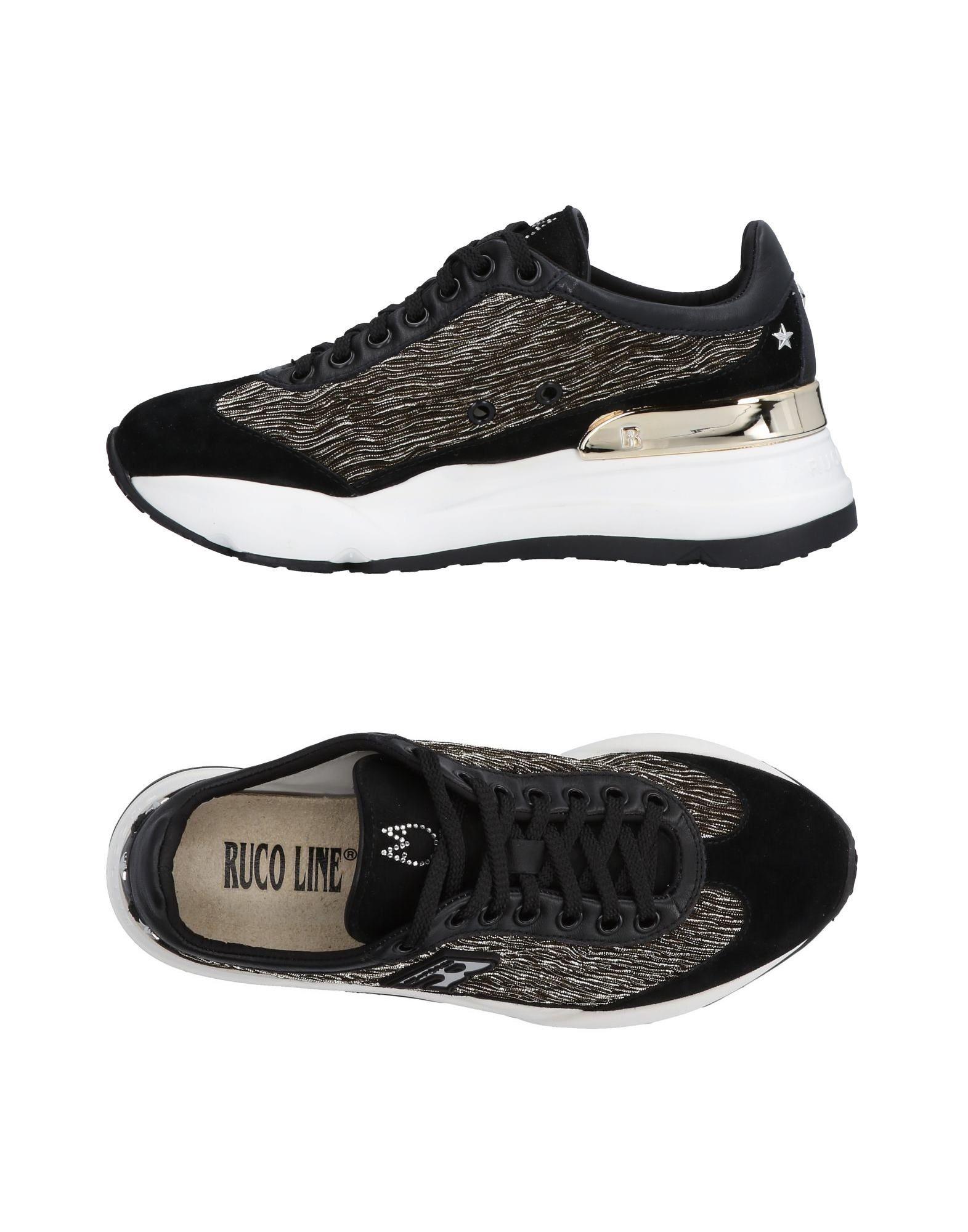 Stilvolle billige Schuhe Ruco Line Sneakers Damen  11496109GL