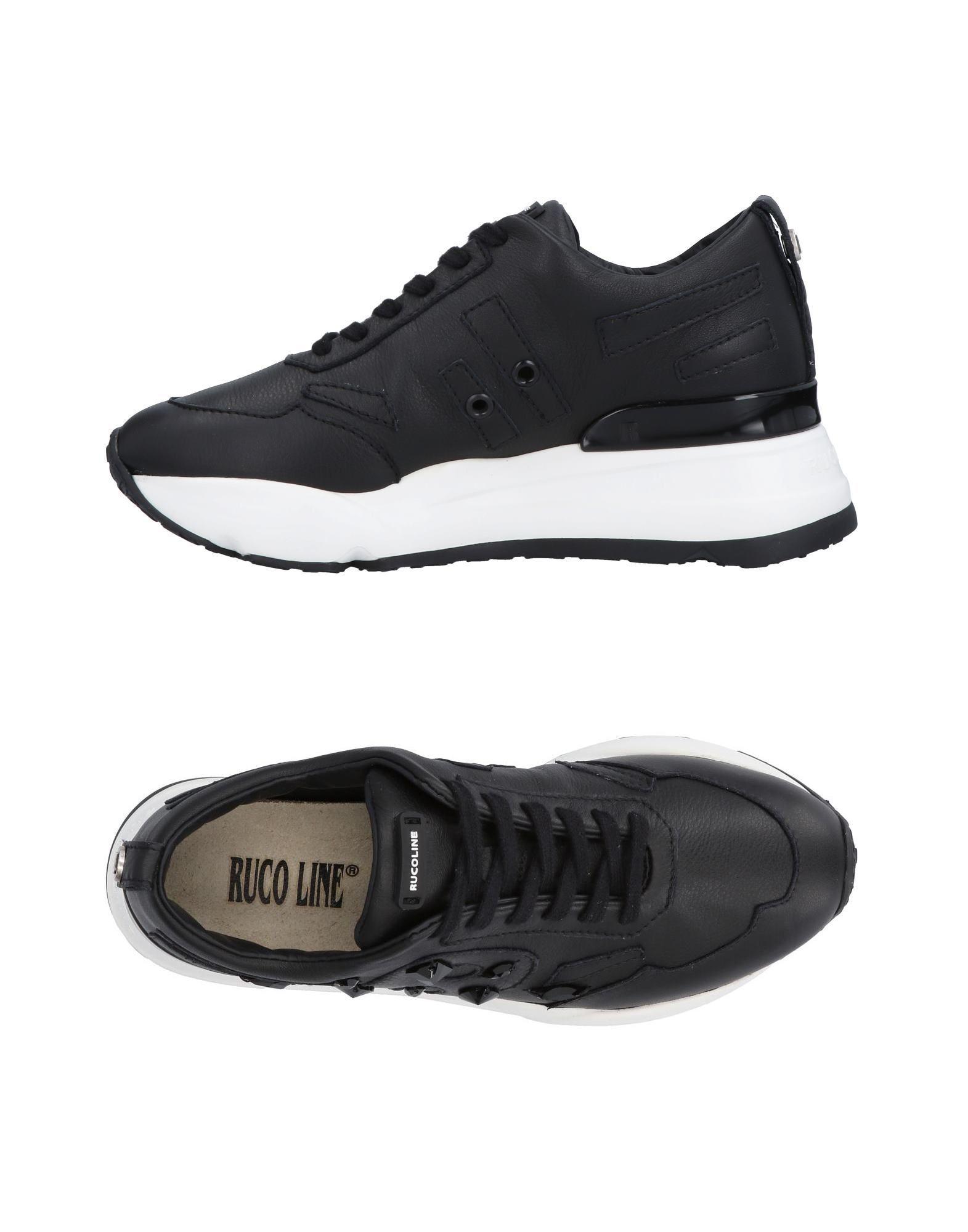 Stilvolle billige Sneakers Schuhe Ruco Line Sneakers billige Damen  11496125OF 756324