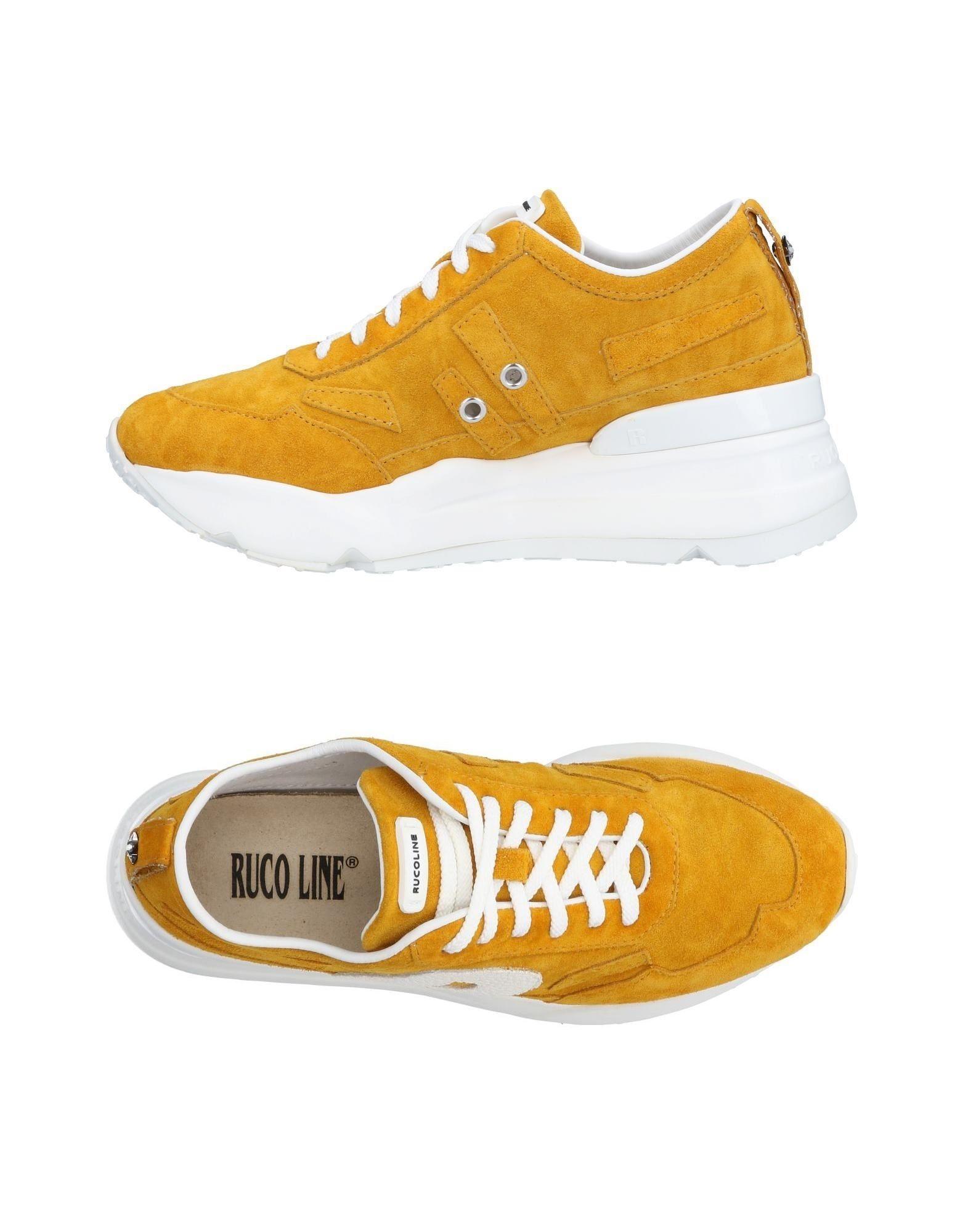 Gut um billige Schuhe zu  tragenRuco Line Sneakers Damen  zu 11496128VP a17dca