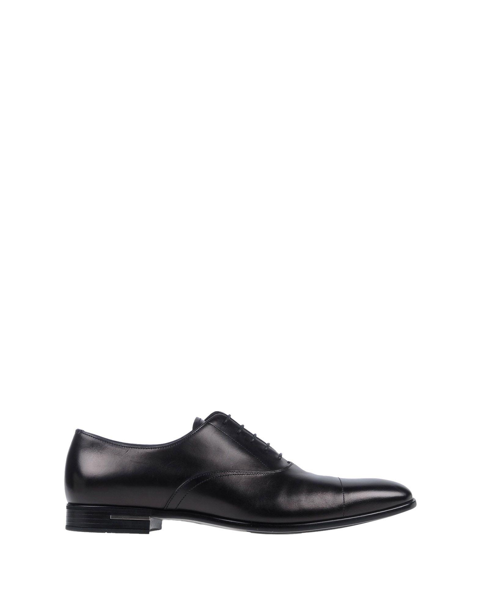 Prada Schnürschuhe Qualität Herren  11496139NO Gute Qualität Schnürschuhe beliebte Schuhe fd2023