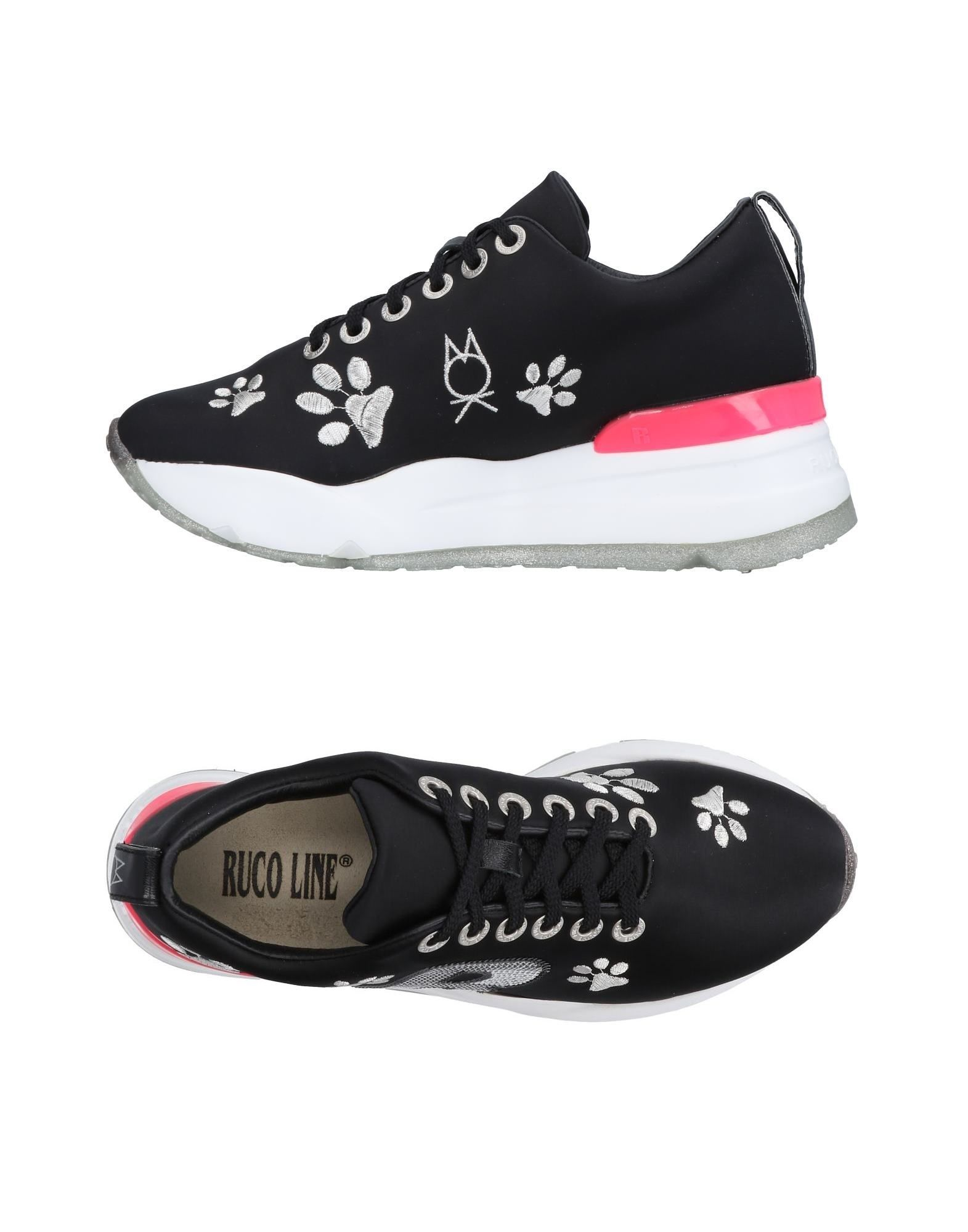 Sneakers Ruco Line Donna - 11496166BW