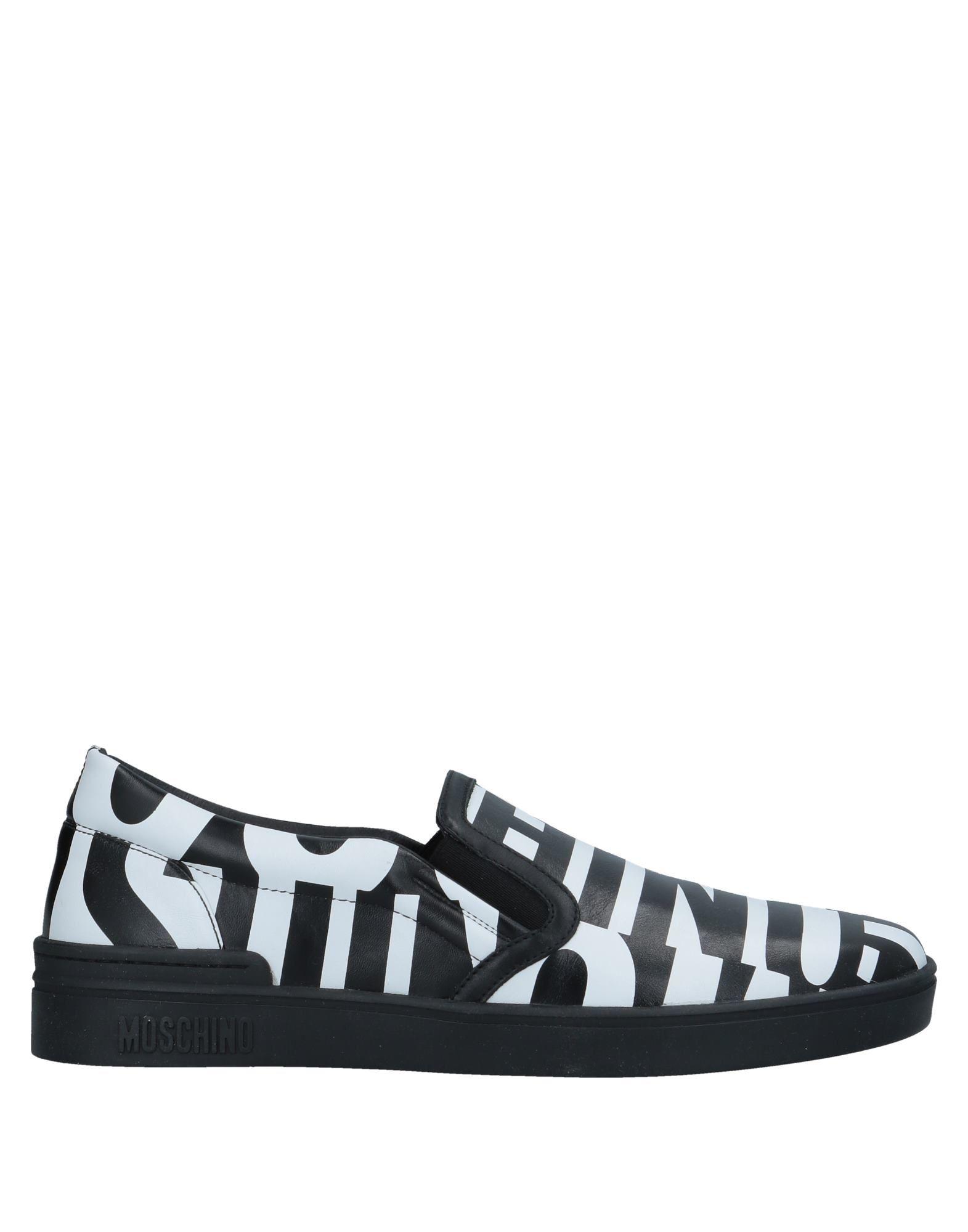 Moschino 11496207LK Sneakers Herren  11496207LK Moschino Gute Qualität beliebte Schuhe c7cdbe