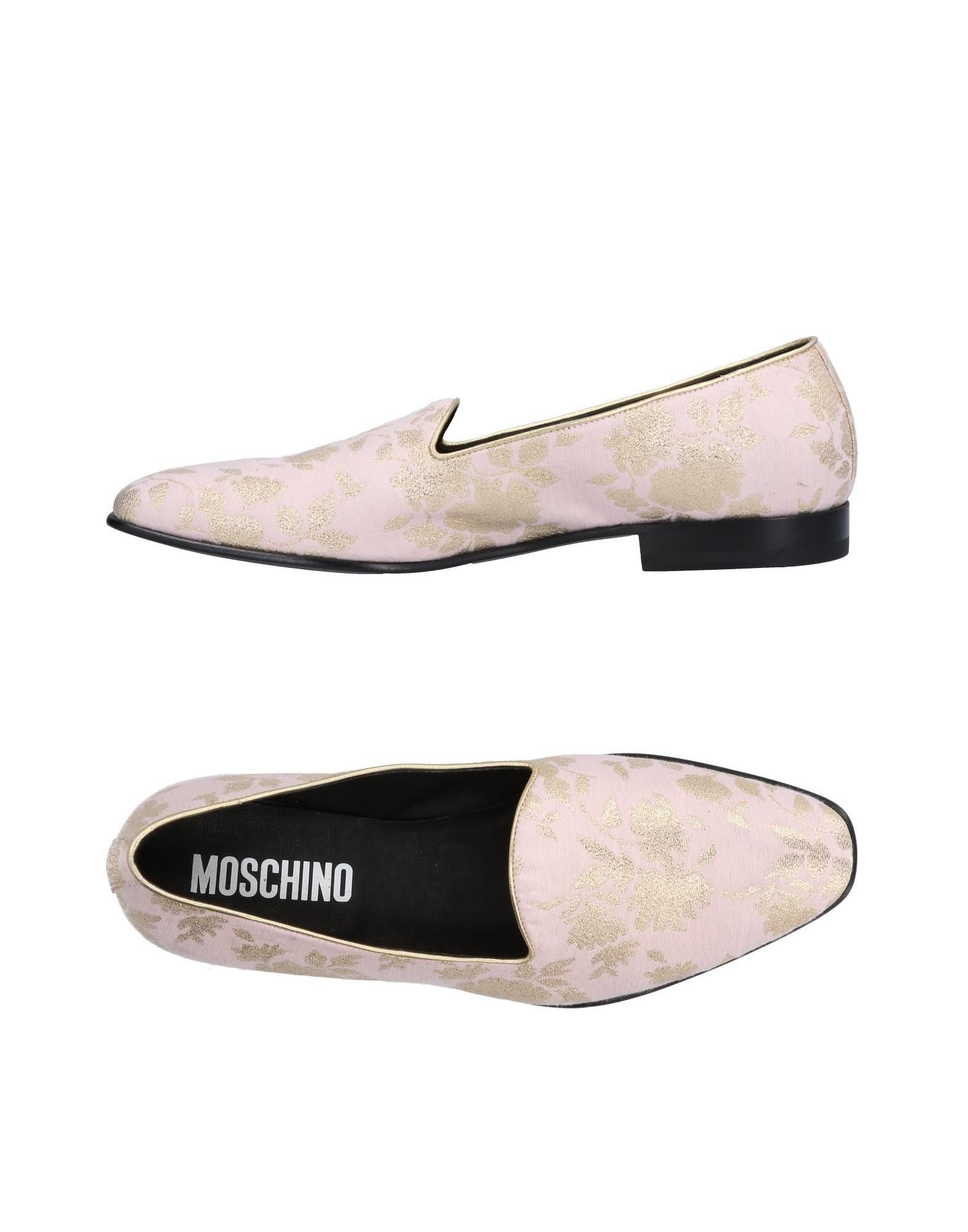 Mocassino Moschino Uomo - 11496242PK Scarpe economiche e buone