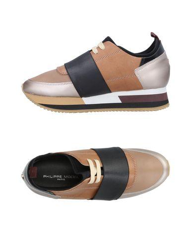 Zapatos de hombre y mujer de promoción por tiempo limitado Zapatillas Philippe Model Mujer - Zapatillas Philippe Model - 11496275OB Camel