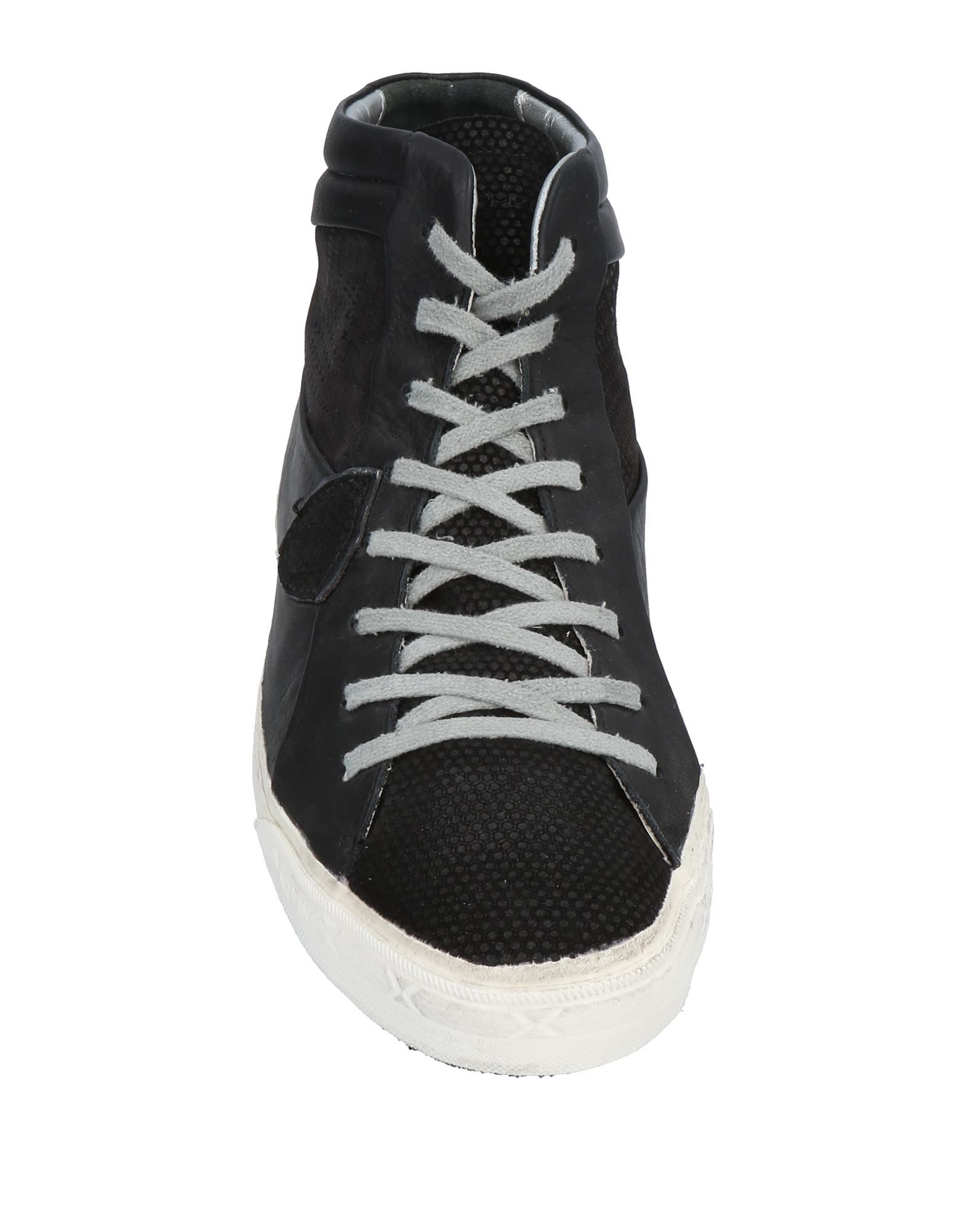 Rabatt echte Schuhe Philippe Model Sneakers Herren  11496300UK