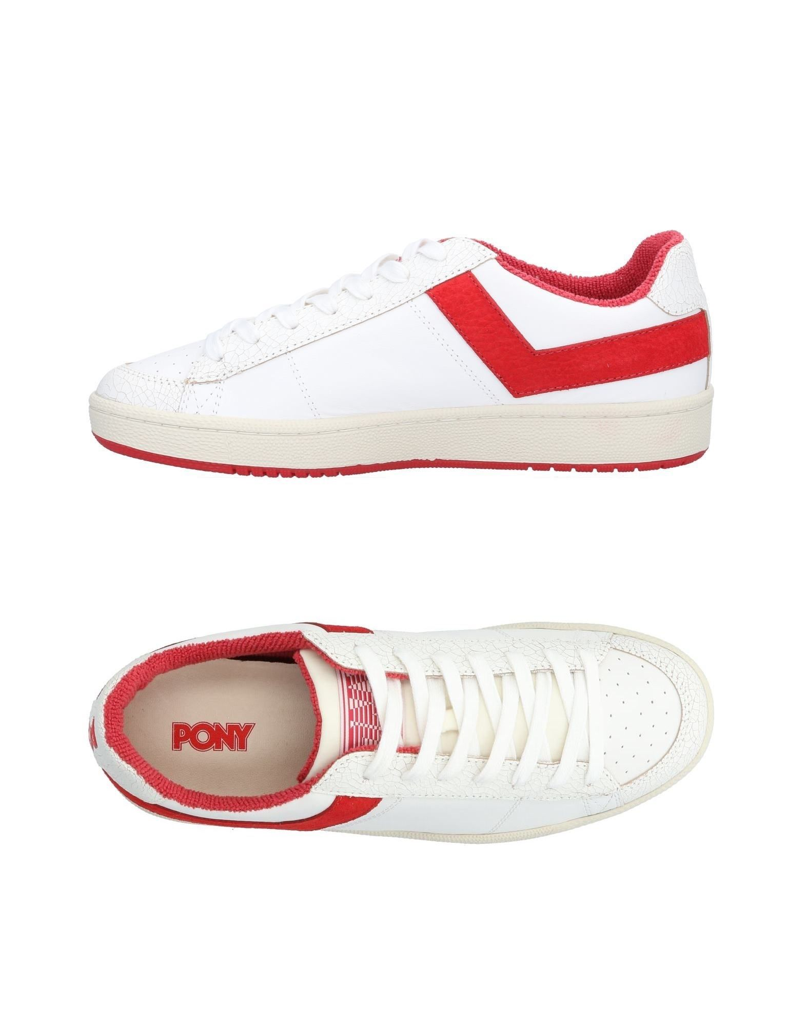 Pony Heiße Sneakers Herren  11496328LL Heiße Pony Schuhe 5bb49b