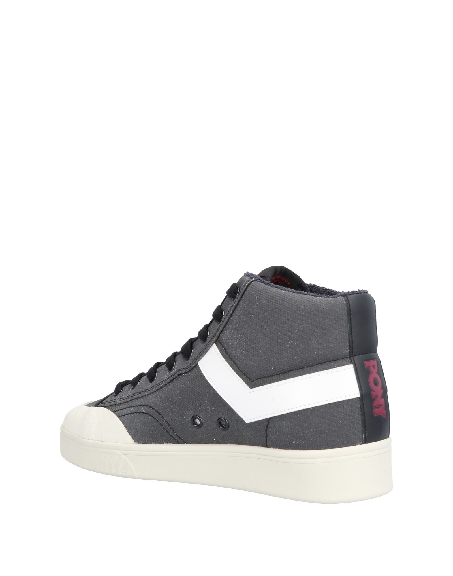 Rabatt echte Schuhe 11496329QX Pony Sneakers Herren  11496329QX Schuhe aabac3