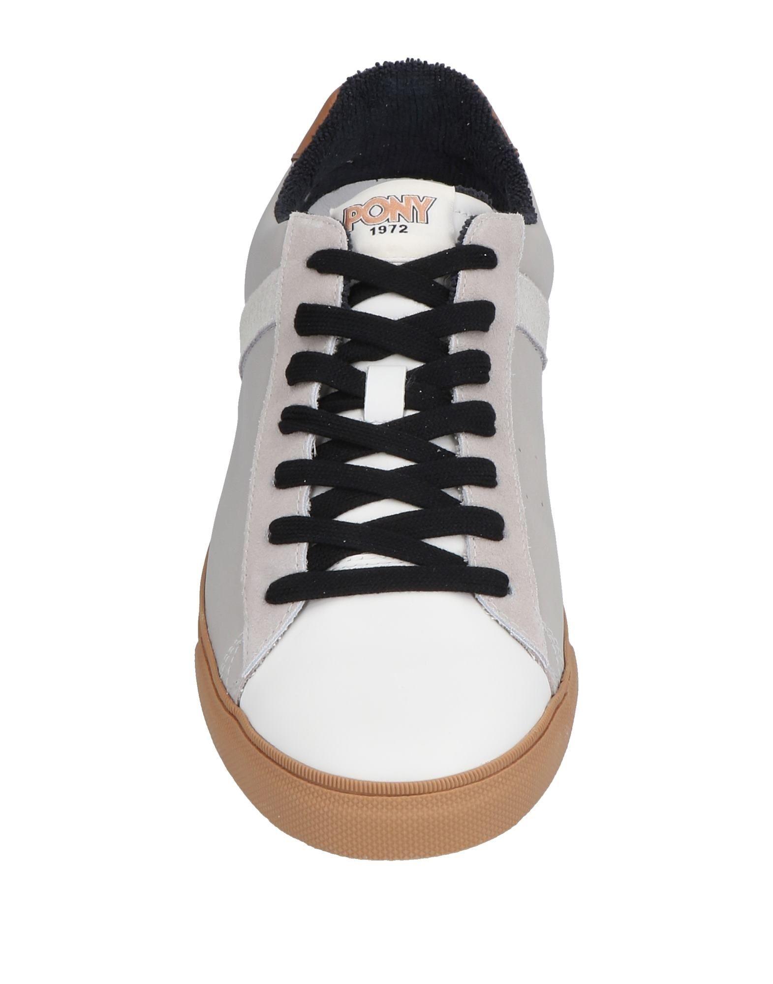 Rabatt echte  Schuhe Pony Sneakers Herren  echte 11496340UM 611413
