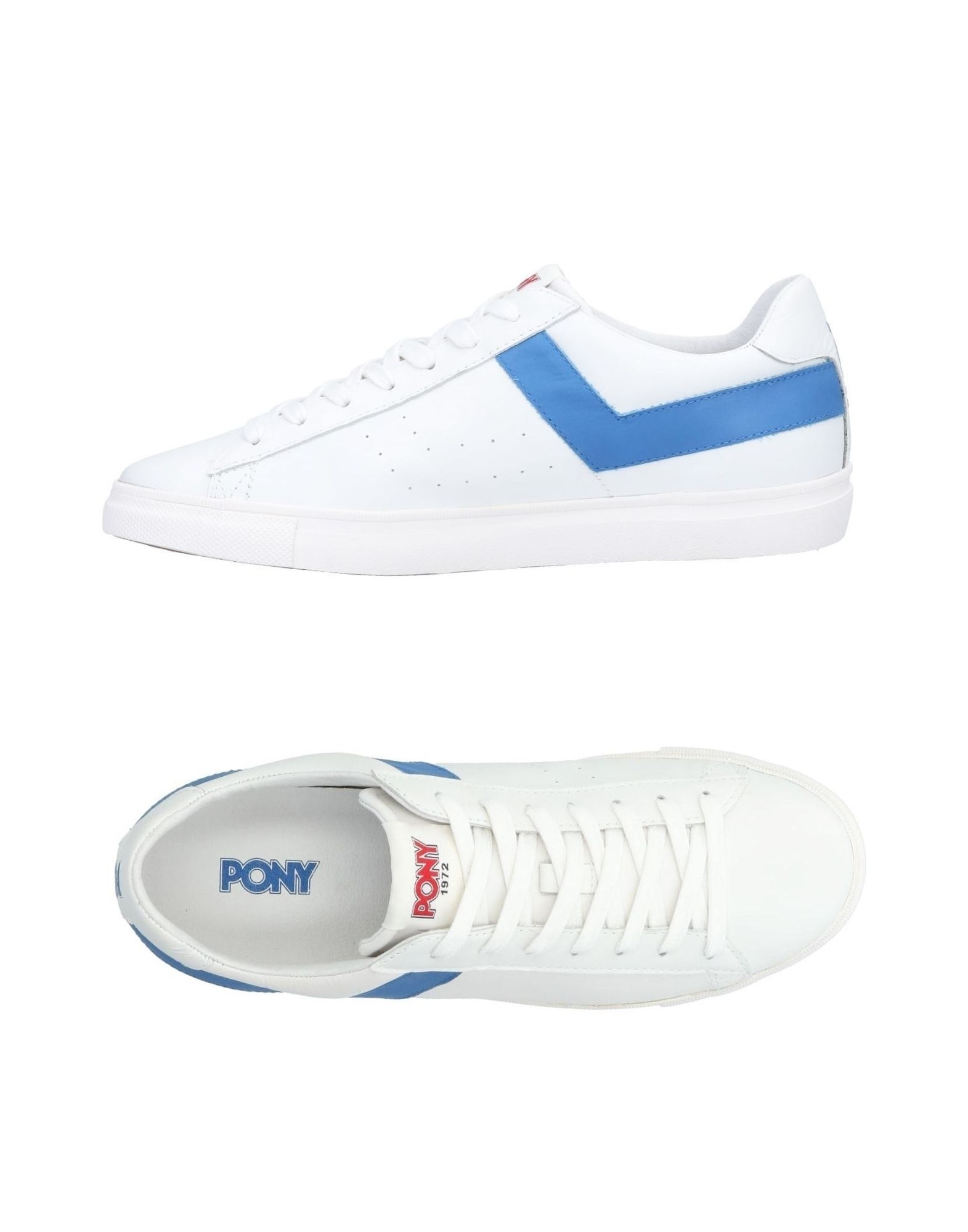 Rabatt echte Schuhe Pony Sneakers Herren  11496354GK