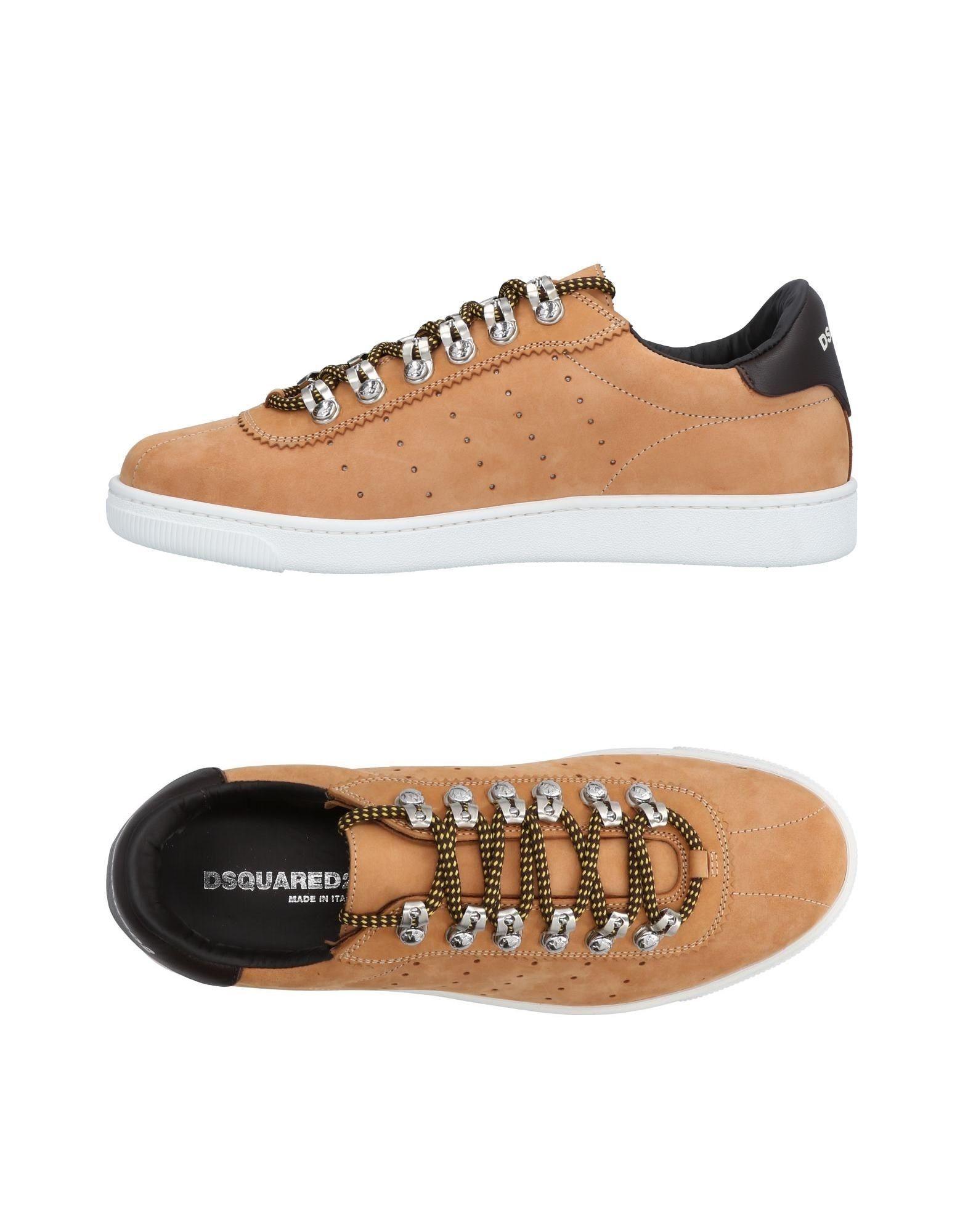 Moda Sneakers Dsquared2 Uomo - 11496360SM