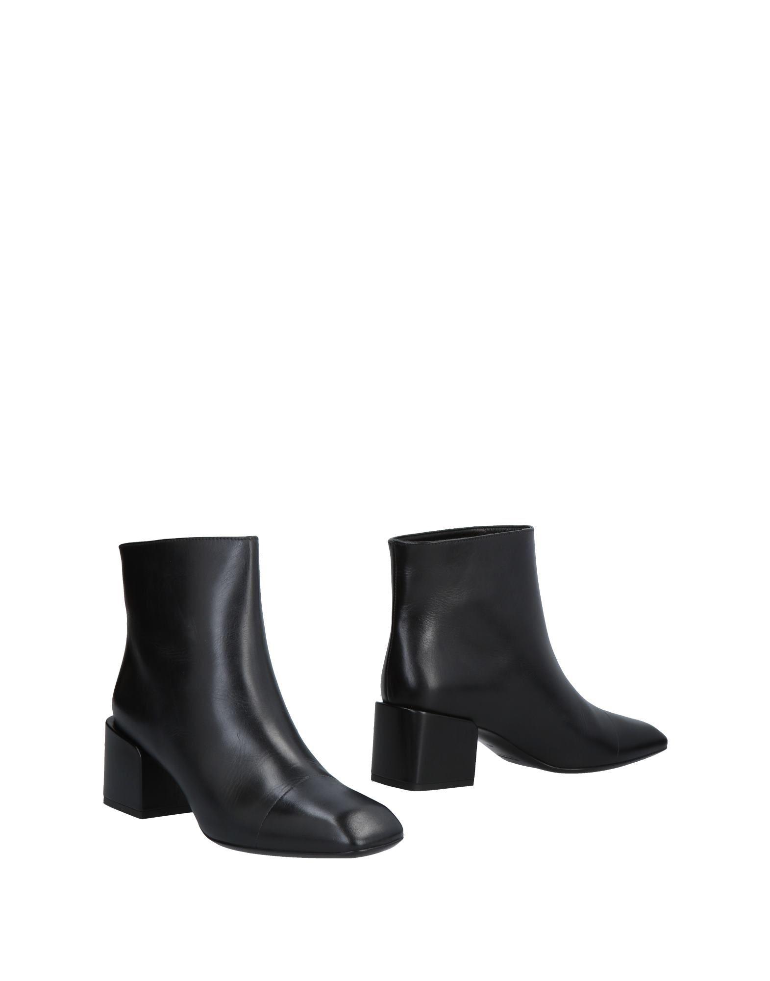 Jil Sander Stiefelette Damen  11496388OKGünstige gut aussehende Schuhe