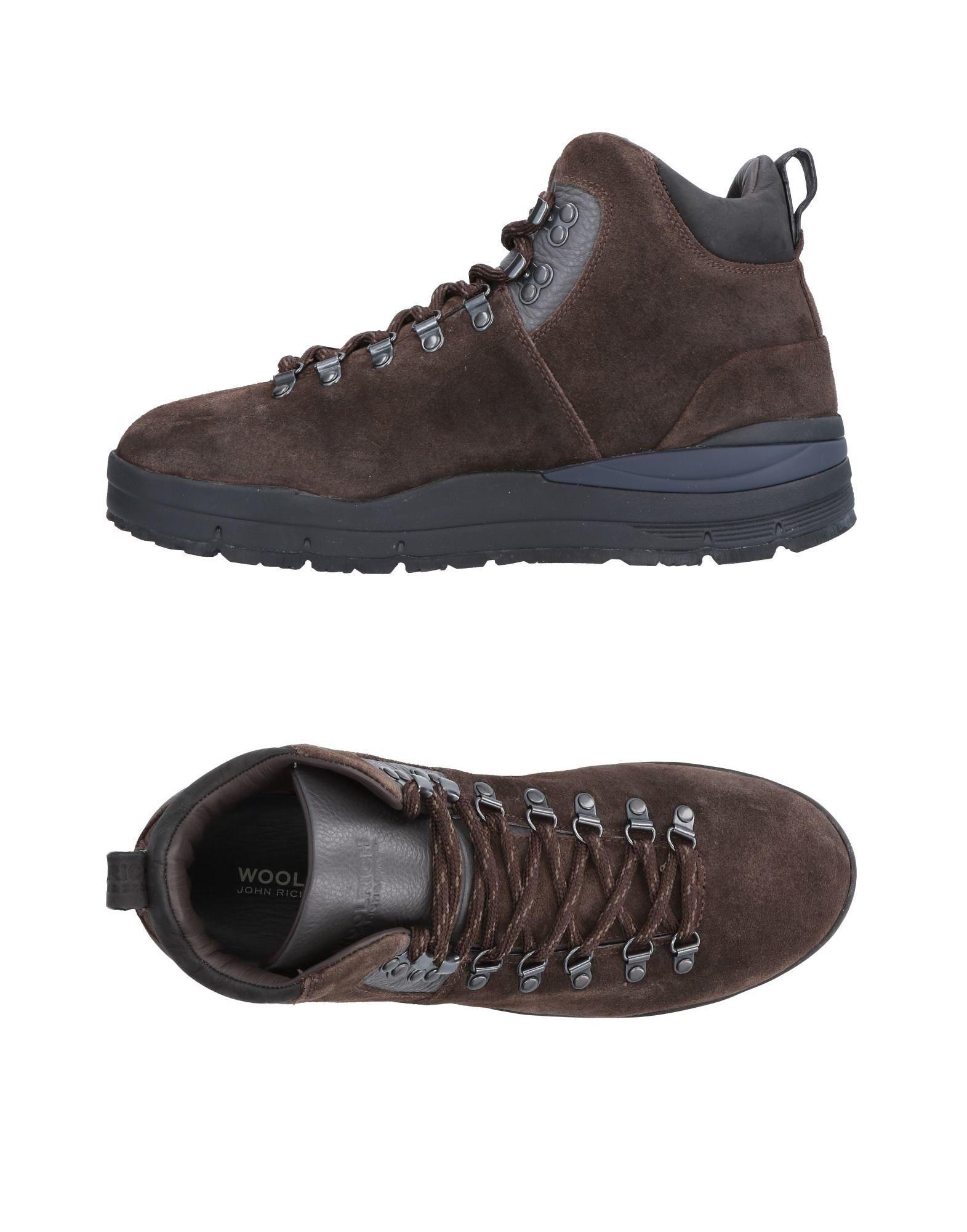 Rabatt echte Schuhe Woolrich Sneakers Herren  11496405BI