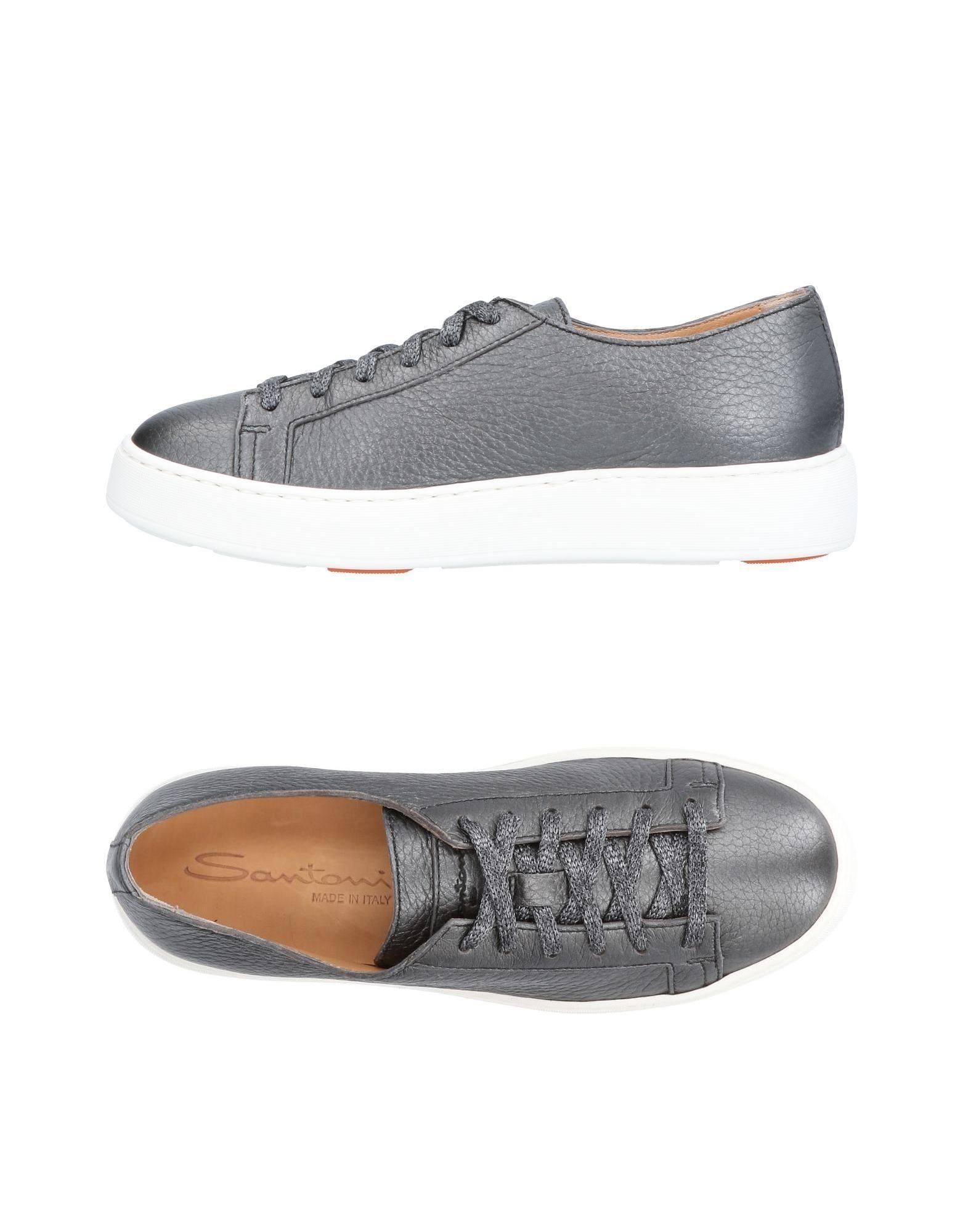 Santoni Sneakers Damen  11496424MQGut aussehende strapazierfähige Schuhe