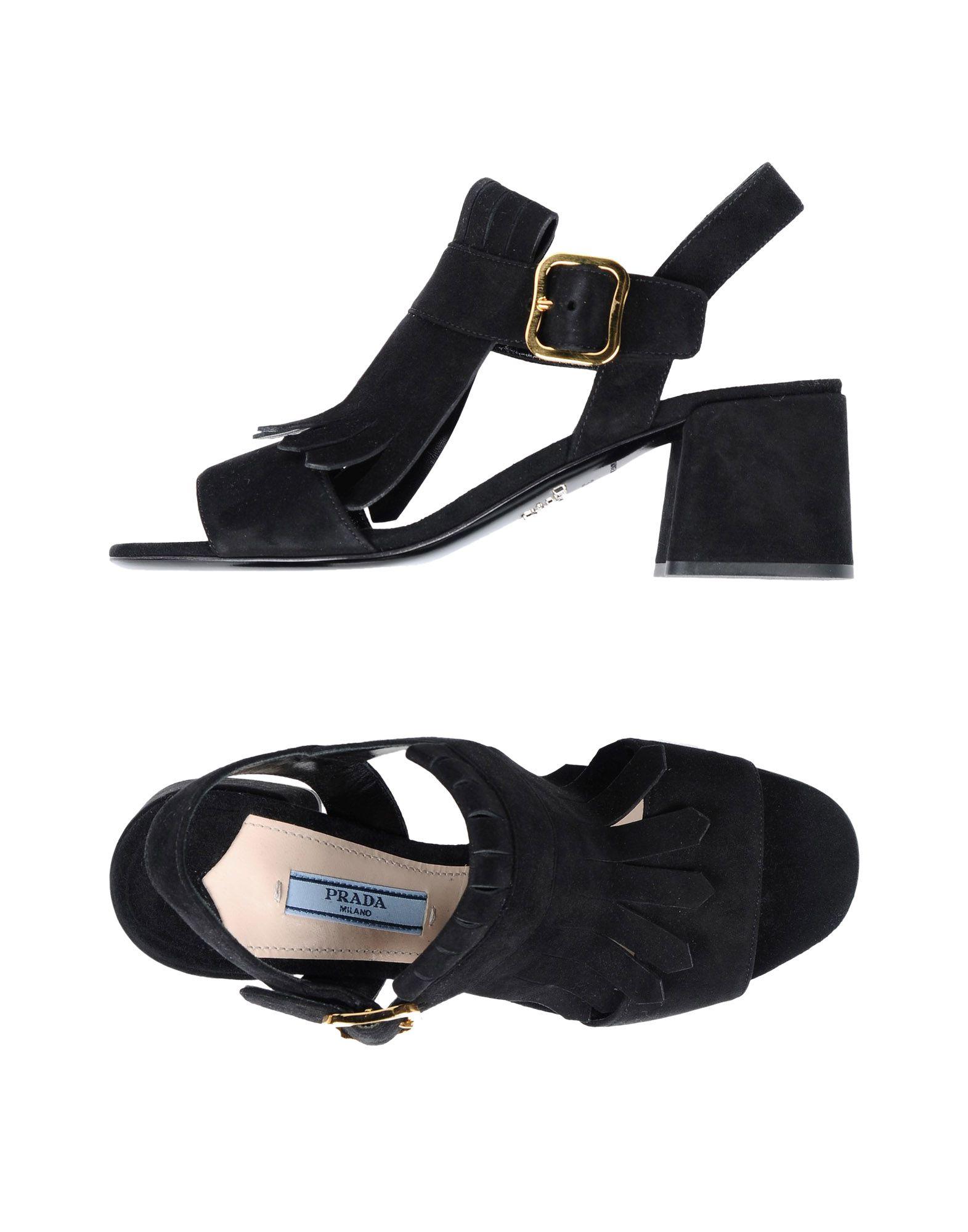 Prada Sandals Sandals - Women Prada Sandals Prada online on  Australia - 11496442QC c91771