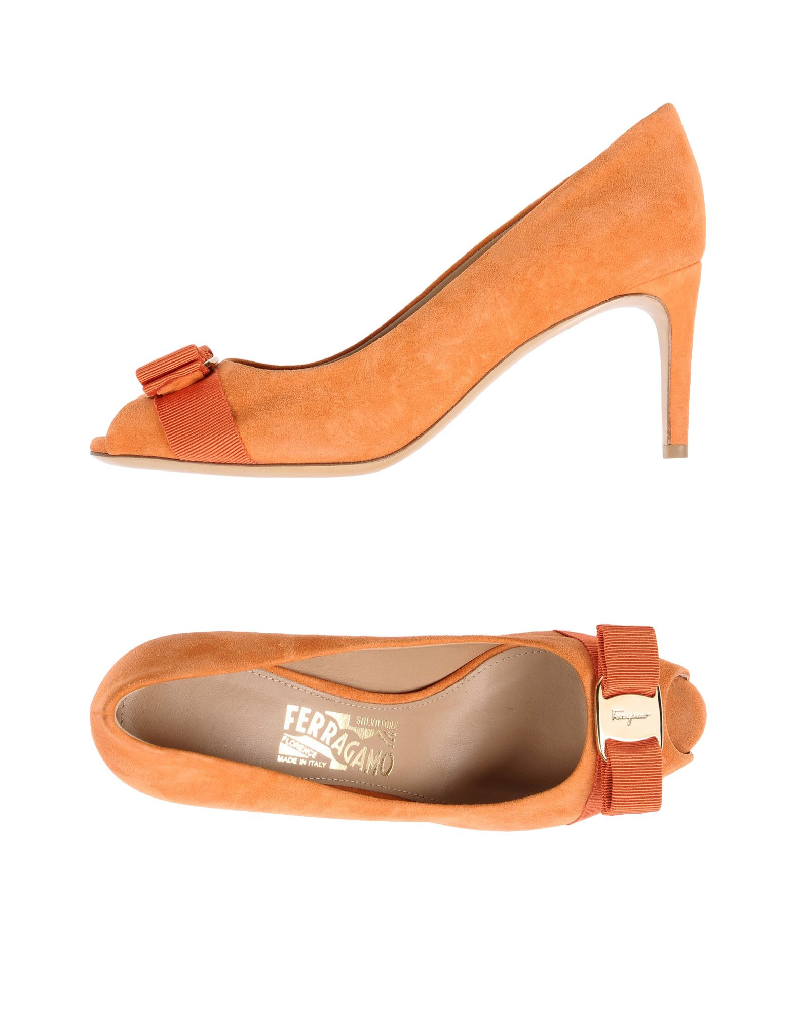 Salvatore Ferragamo Pumps Damen  11496460NL Beliebte Schuhe