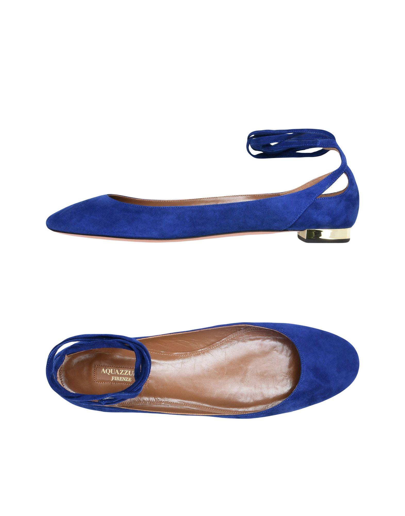 Aquazzura Ballet Flats - online Women Aquazzura Ballet Flats online - on  Australia - 11496467BN 98d6e3
