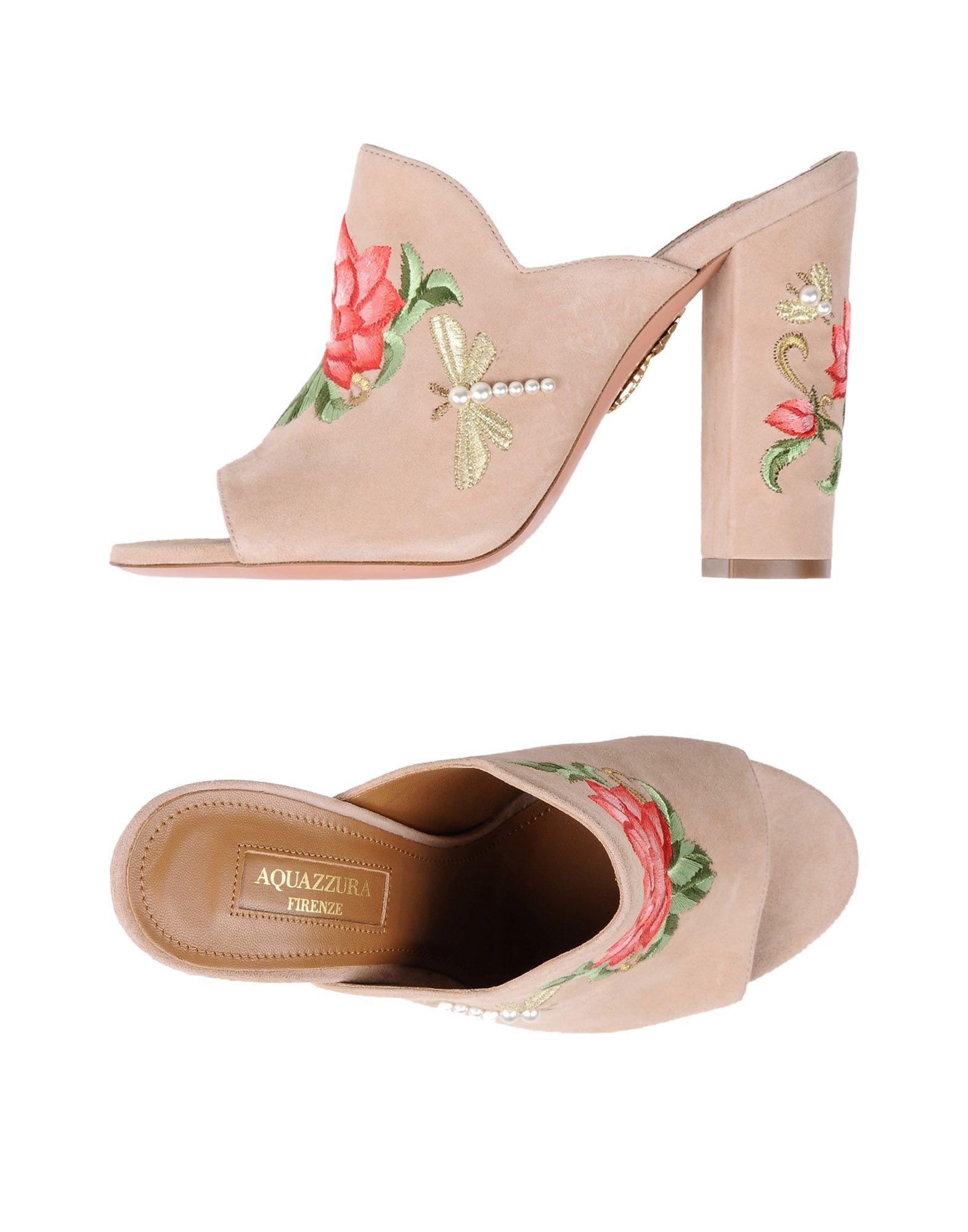 Rabatt Schuhe Aquazzura Damen Sandalen Damen Aquazzura  11496473IA d93f32