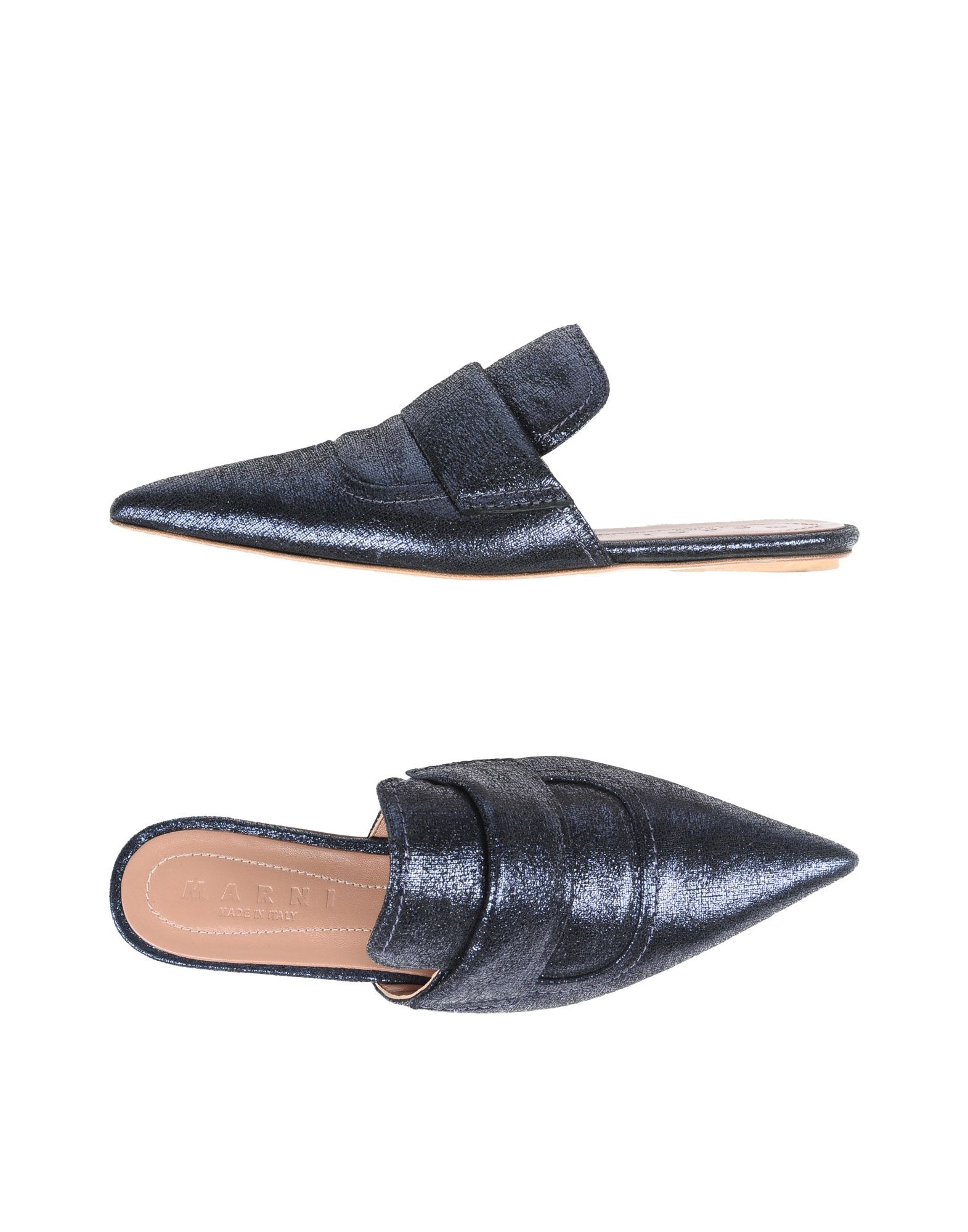 Stilvolle billige Schuhe Marni Pantoletten Damen  11496526TD