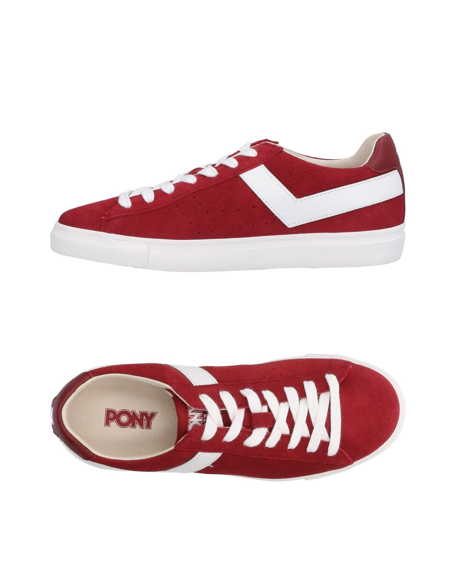 Pony Sneakers Damen  11496527XW Heiße Schuhe