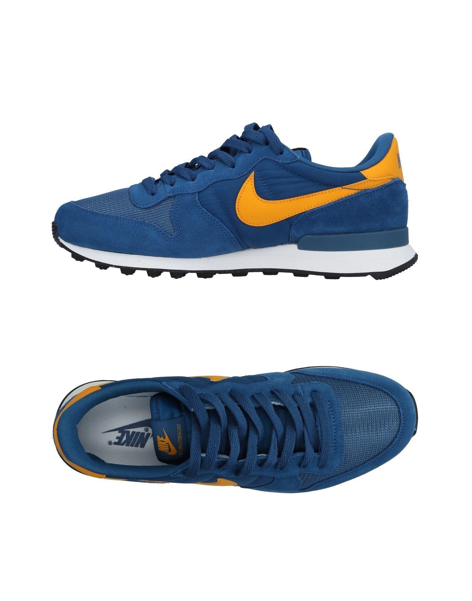 Rabatt echte Schuhe Nike Sneakers Herren  11496549UE