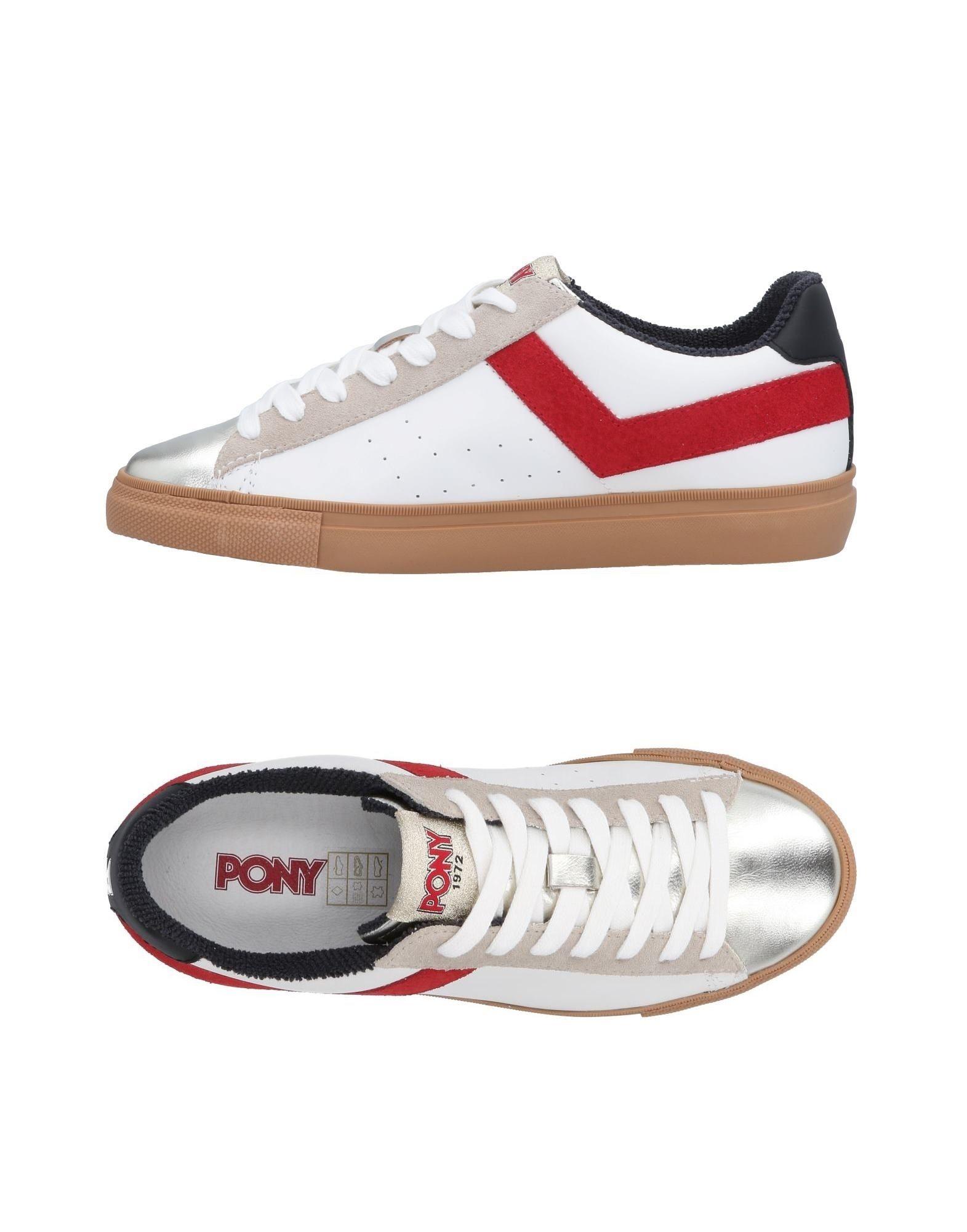 Pony Sneakers Damen  11496576PL 29c2fc