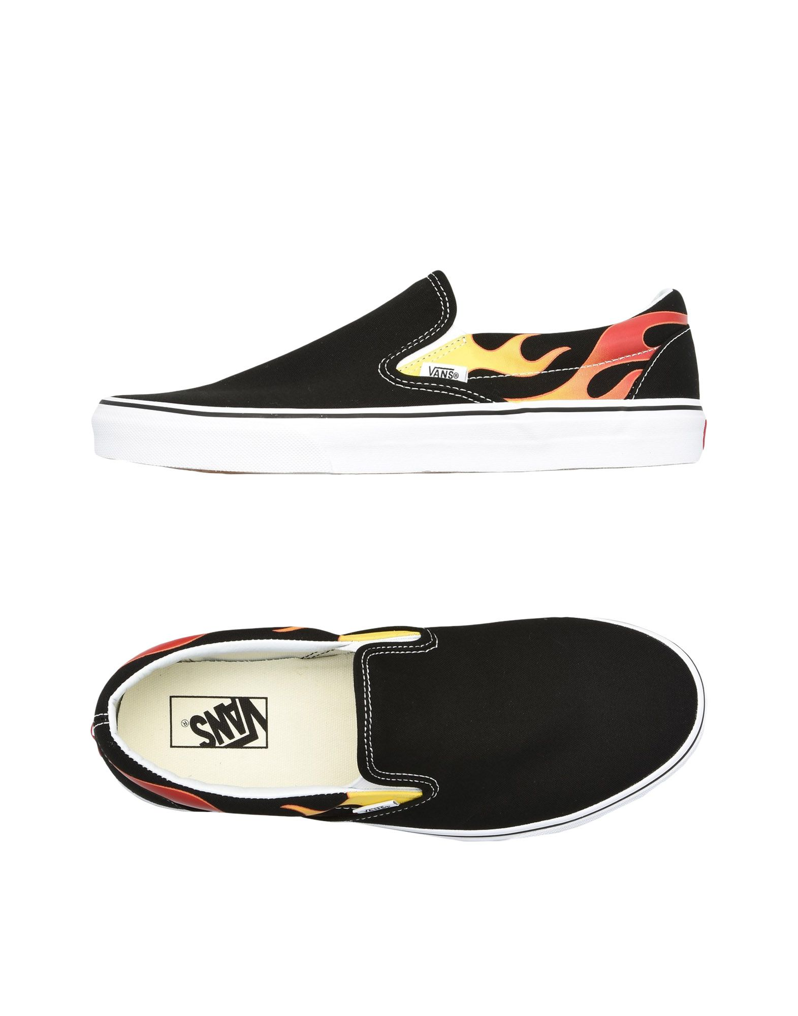 Sneakers Vans Slip On Flames Pack - Uomo - 11496621HQ